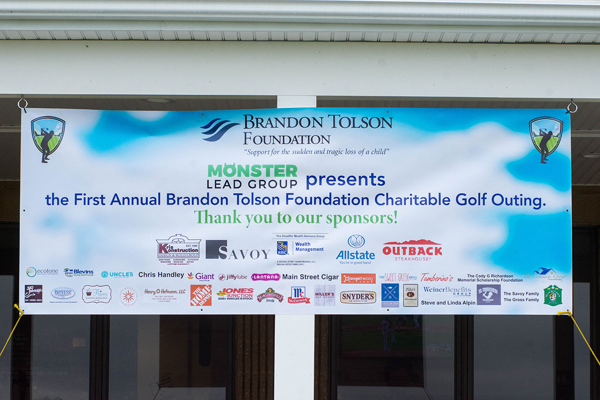 2nd Annual Brandon Tolson Foundation Golf Outing gallery image #12