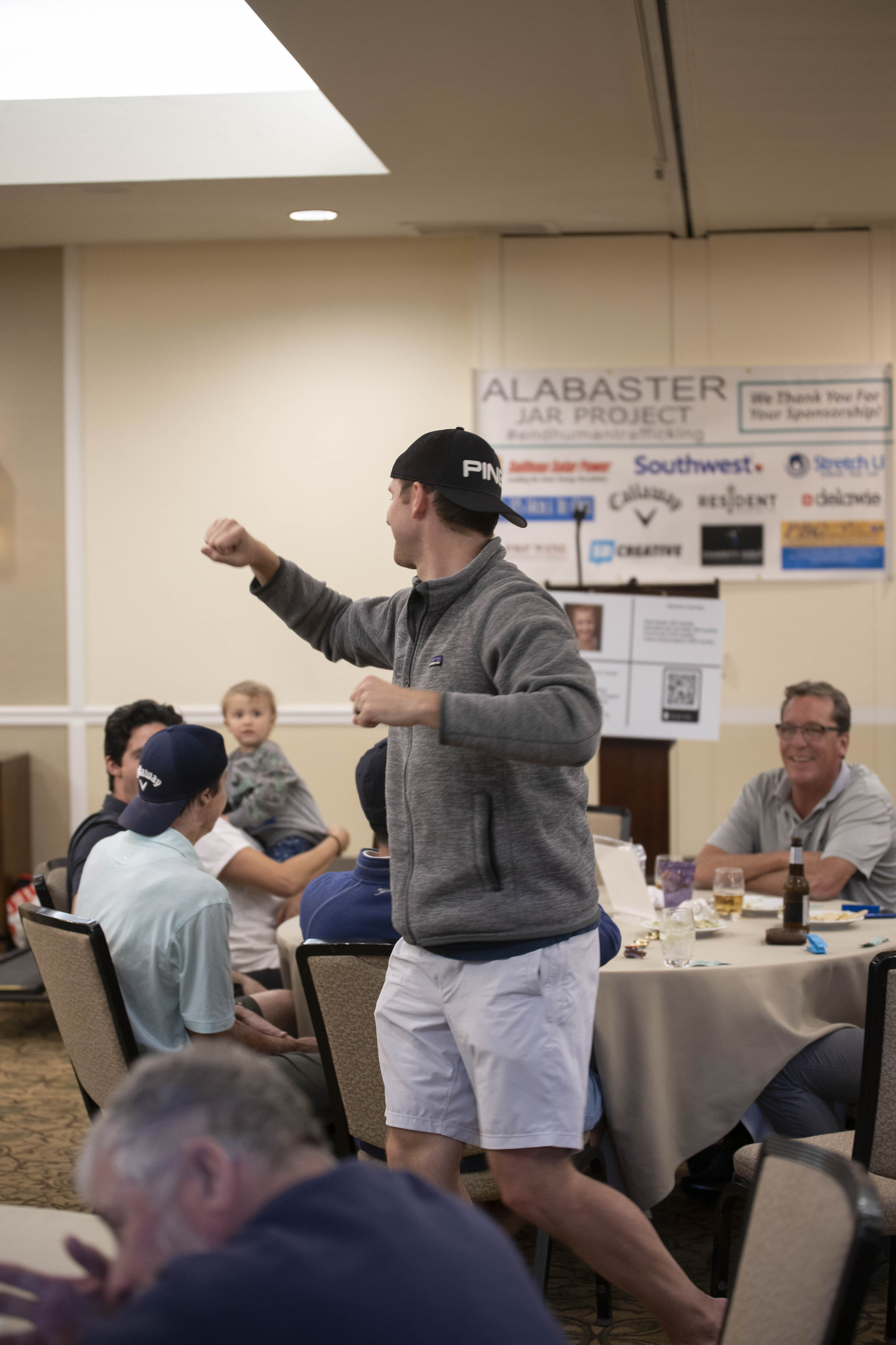 Alabaster Jar Project 501(c)(3) 3rd Annual Golf Tournament Fundraiser gallery image #14