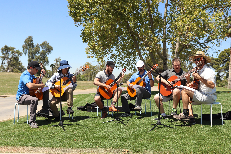Sunland Asphalt Golf Tournament for the Benefit of Lead Guitar gallery image #2