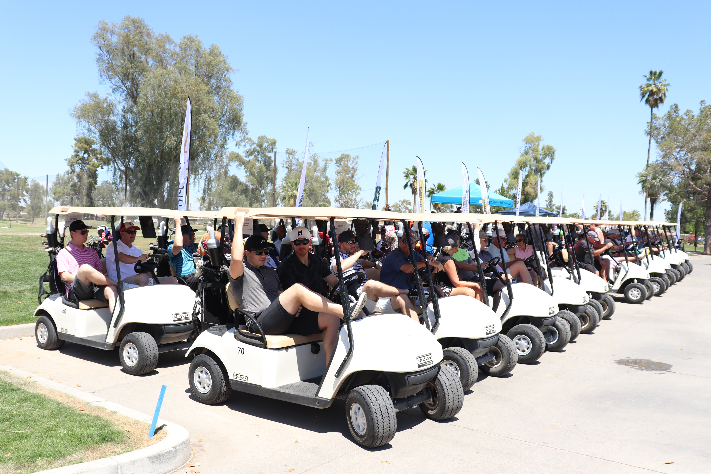 Sunland Asphalt Golf Tournament for the Benefit of Lead Guitar gallery image #5