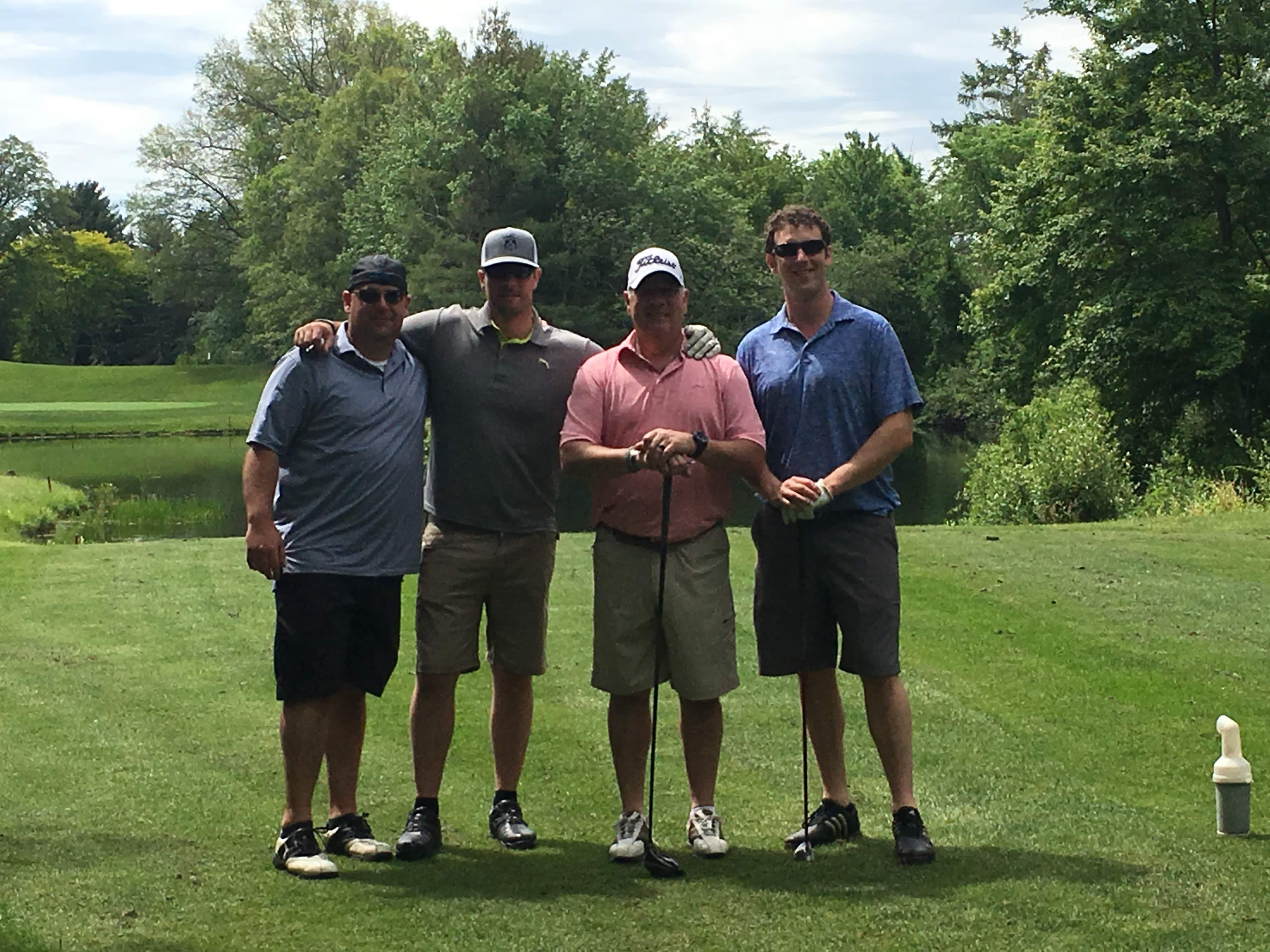 Give2Those 4th Annual Charity Golf Tournament Honoring to 1st Lt Scott Milley gallery image #13