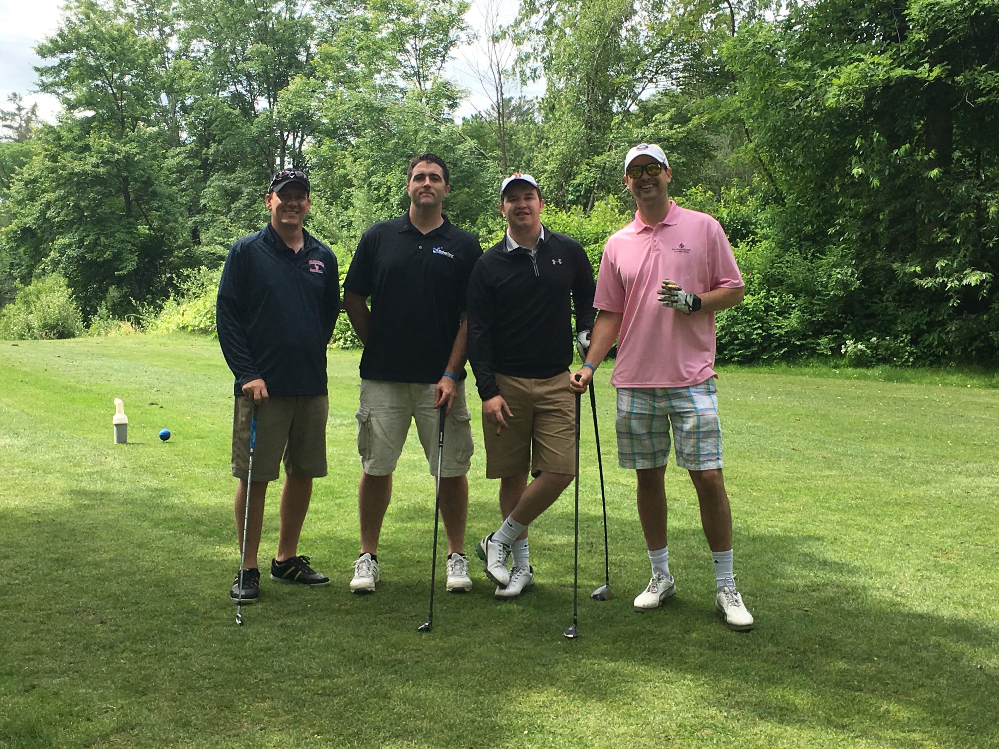 Give2Those 4th Annual Charity Golf Tournament Honoring to 1st Lt Scott Milley gallery image #17