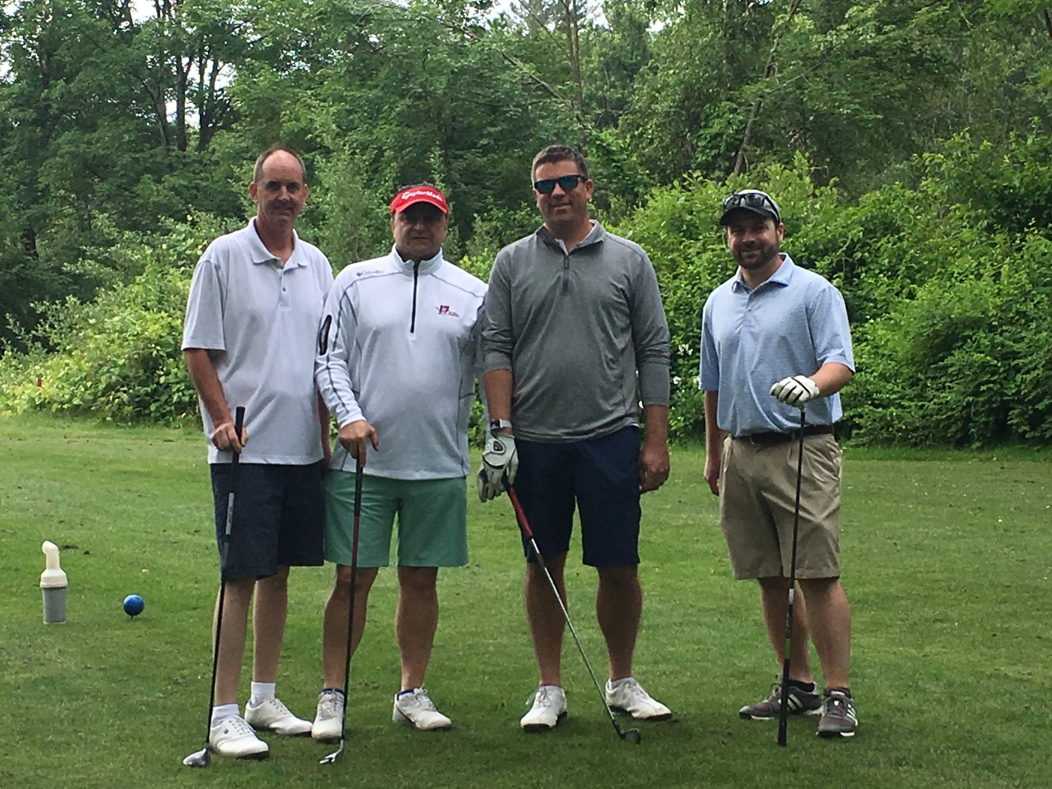 Give2Those 4th Annual Charity Golf Tournament Honoring to 1st Lt Scott Milley gallery image #20