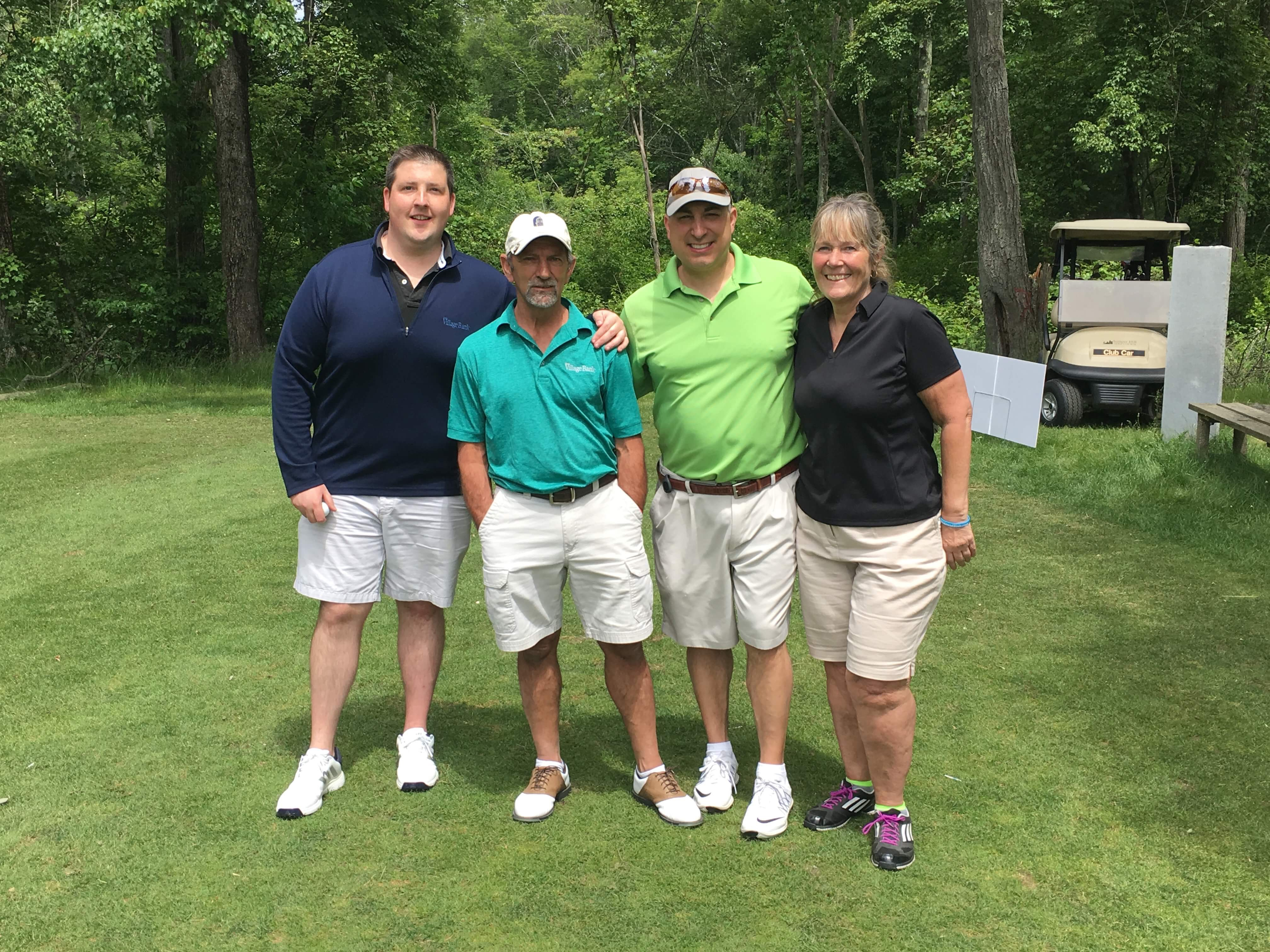 Give2Those 4th Annual Charity Golf Tournament Honoring to 1st Lt Scott Milley gallery image #21