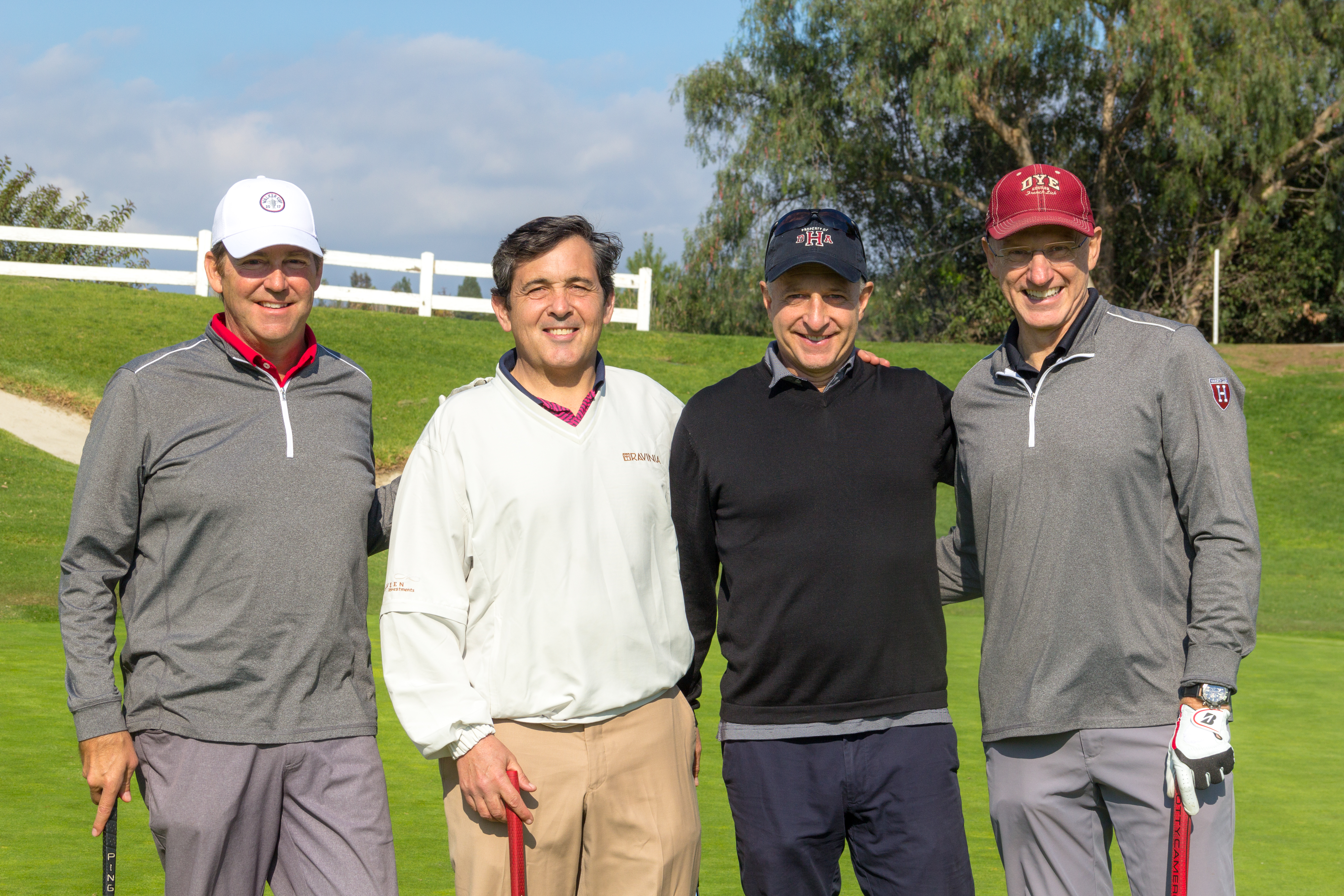 3rd Annual HVC California Golf Tournament gallery image #4