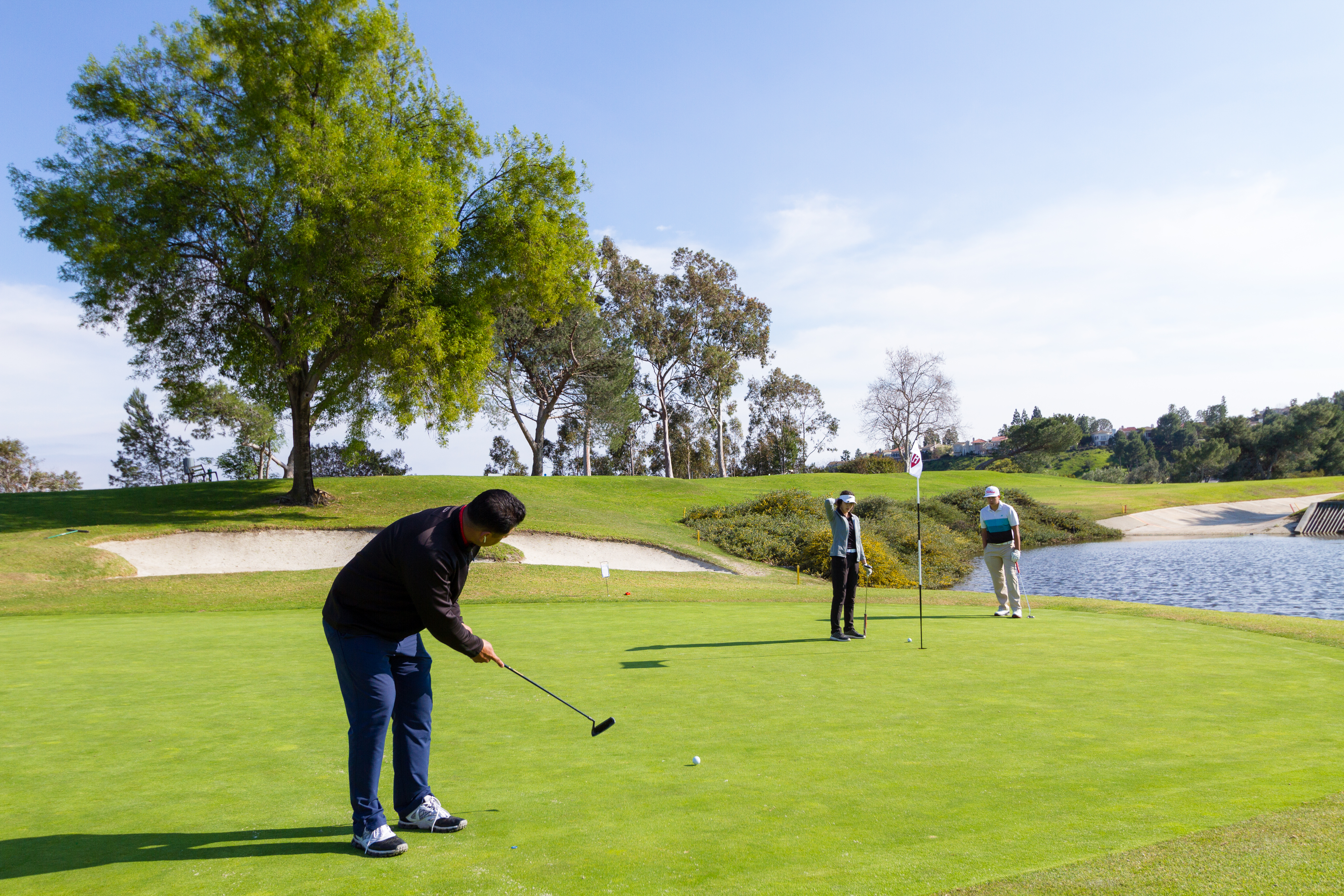 3rd Annual HVC California Golf Tournament gallery image #5