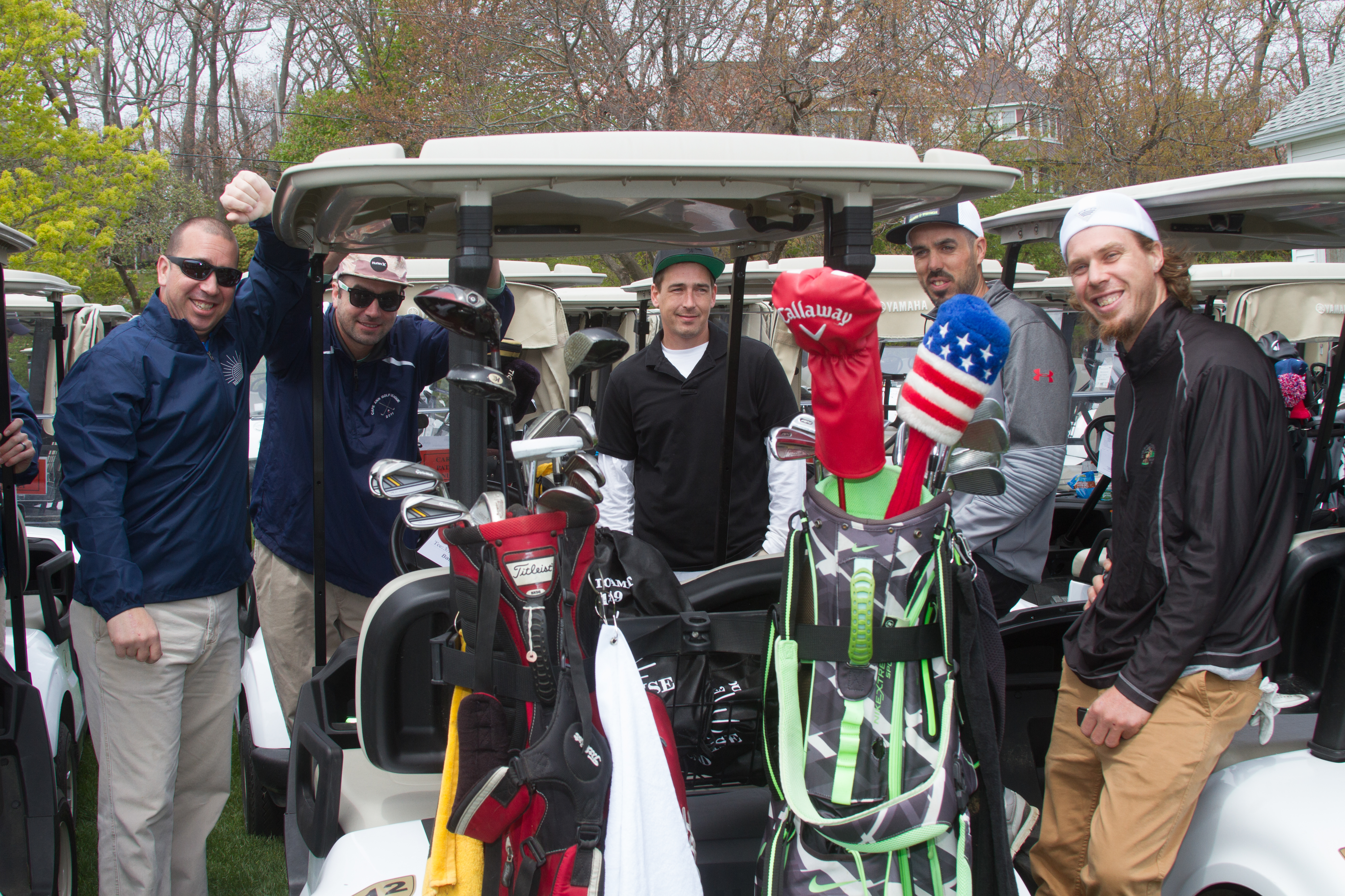 2nd Annual Sunrise fund Golf Tournament gallery image #3