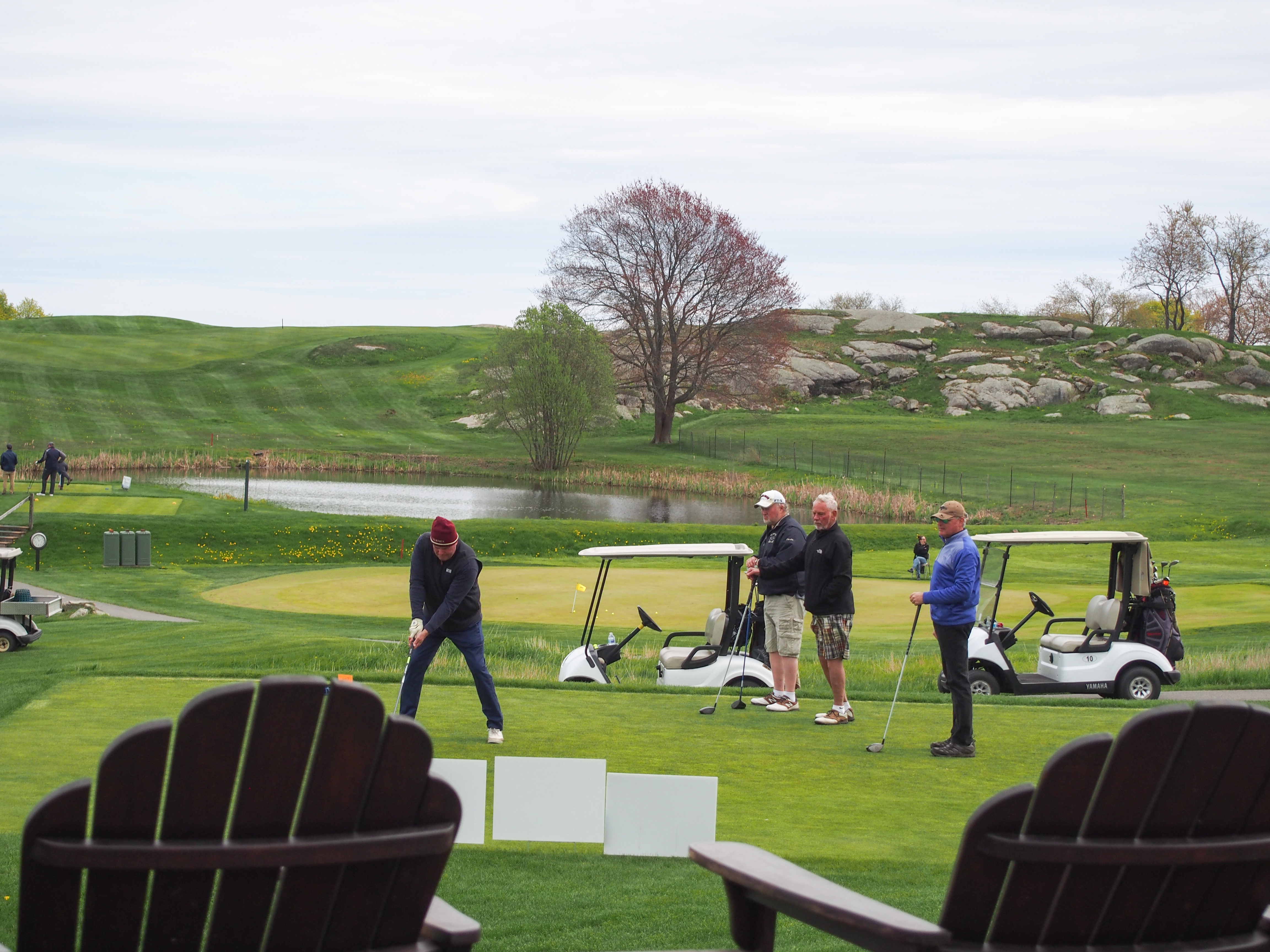 2nd Annual Sunrise fund Golf Tournament gallery image #8