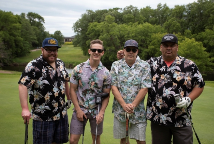 The 4th Annual Peter Scouras Memorial Golf Classic gallery image #23