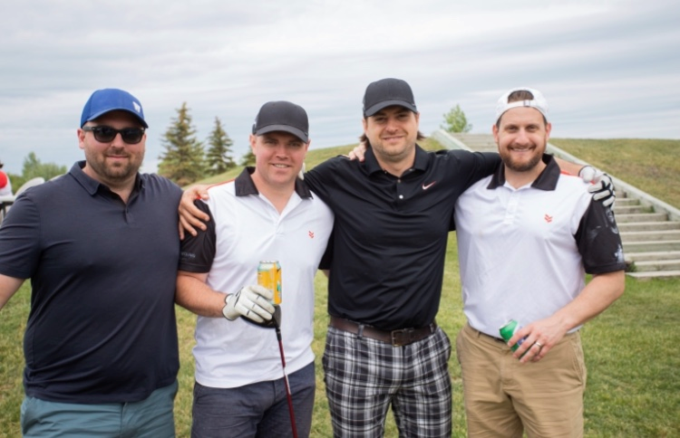 The 4th Annual Peter Scouras Memorial Golf Classic gallery image #24