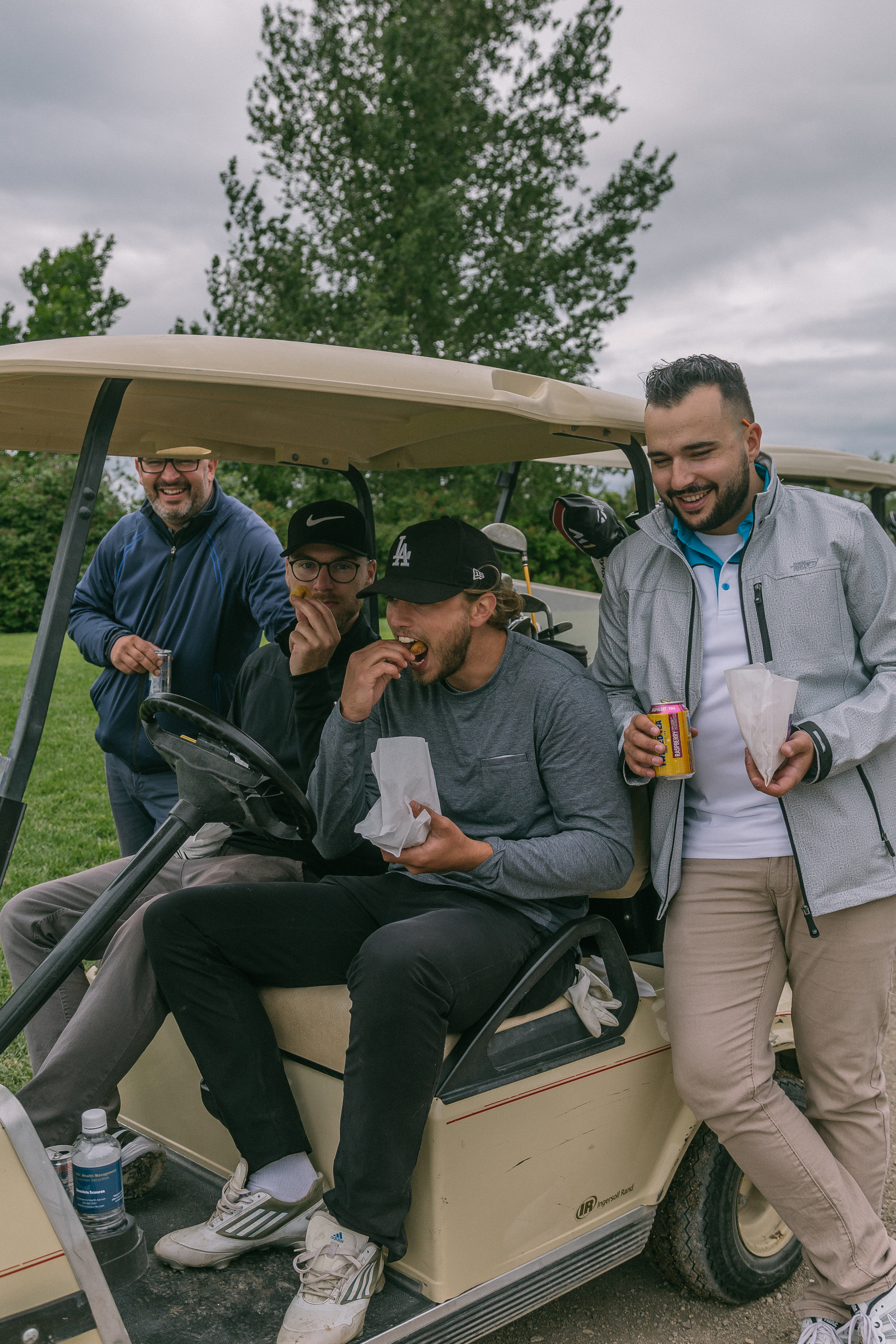 The 4th Annual Peter Scouras Memorial Golf Classic gallery image #41