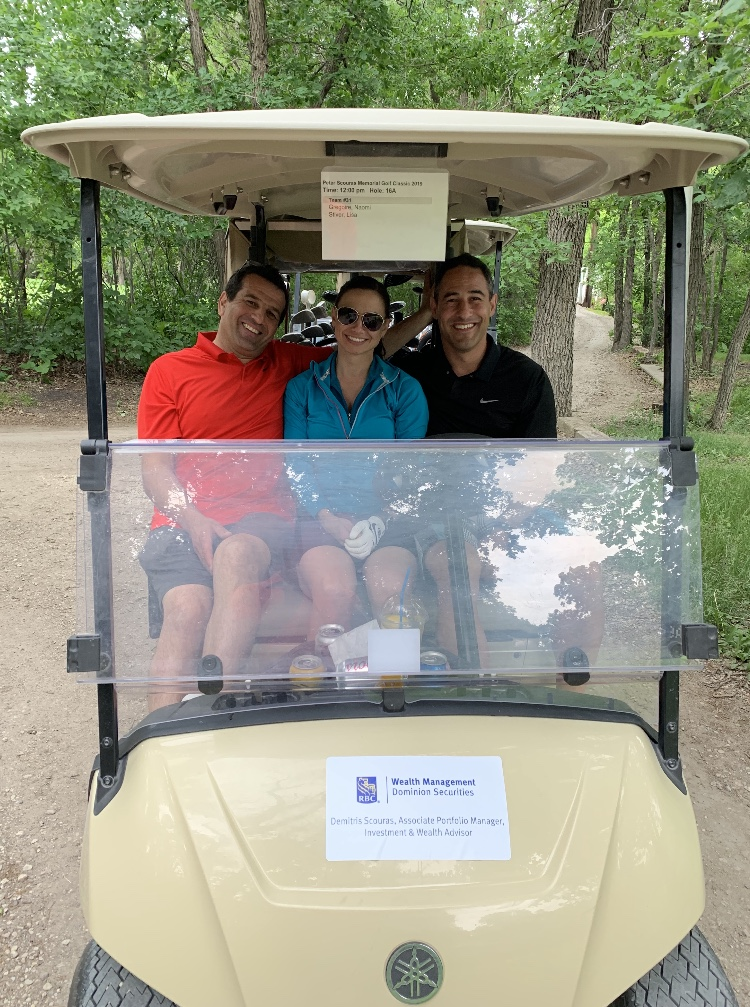 The 4th Annual Peter Scouras Memorial Golf Classic gallery image #47