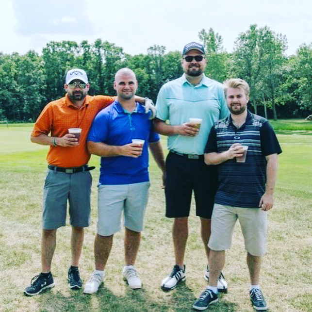 The 4th Annual Peter Scouras Memorial Golf Classic gallery image #74
