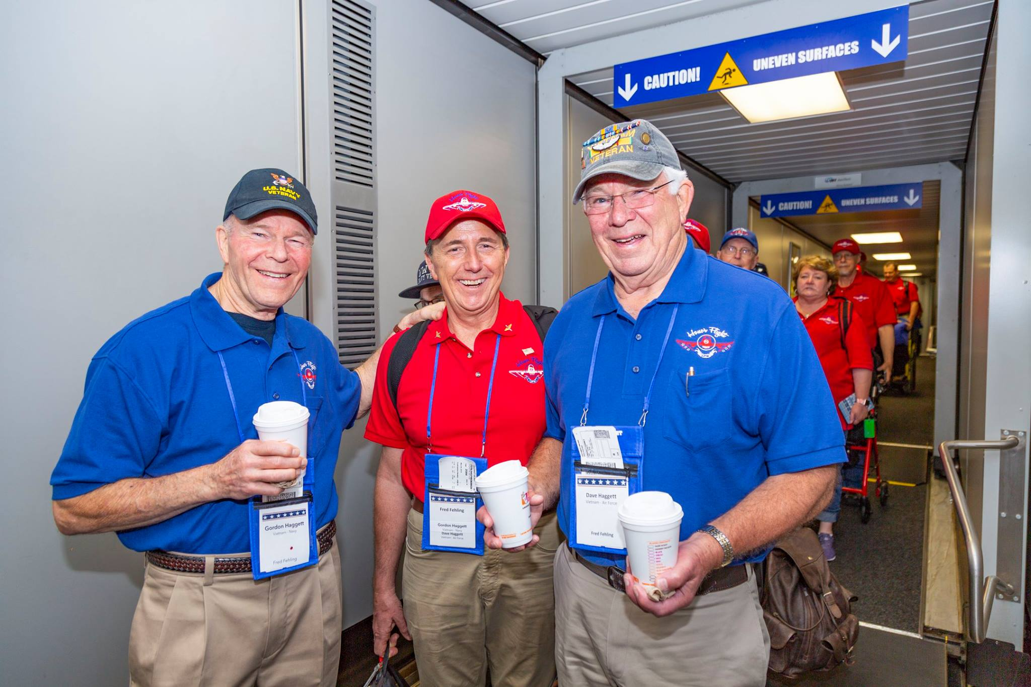Honor Flight DFW 9th Annual Golf Classic gallery image #11