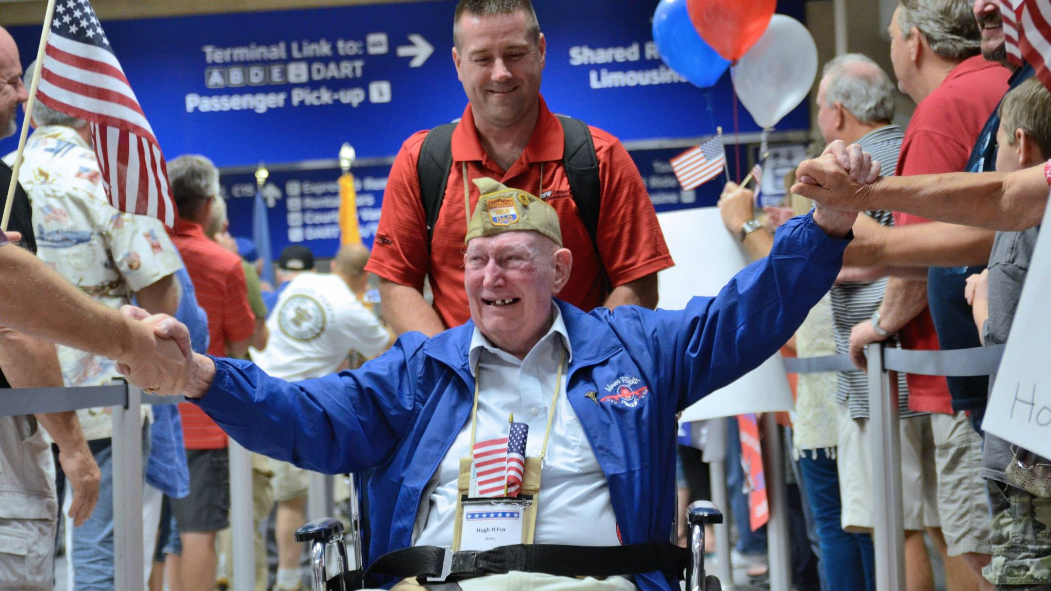 Honor Flight DFW 9th Annual Golf Classic gallery image #18