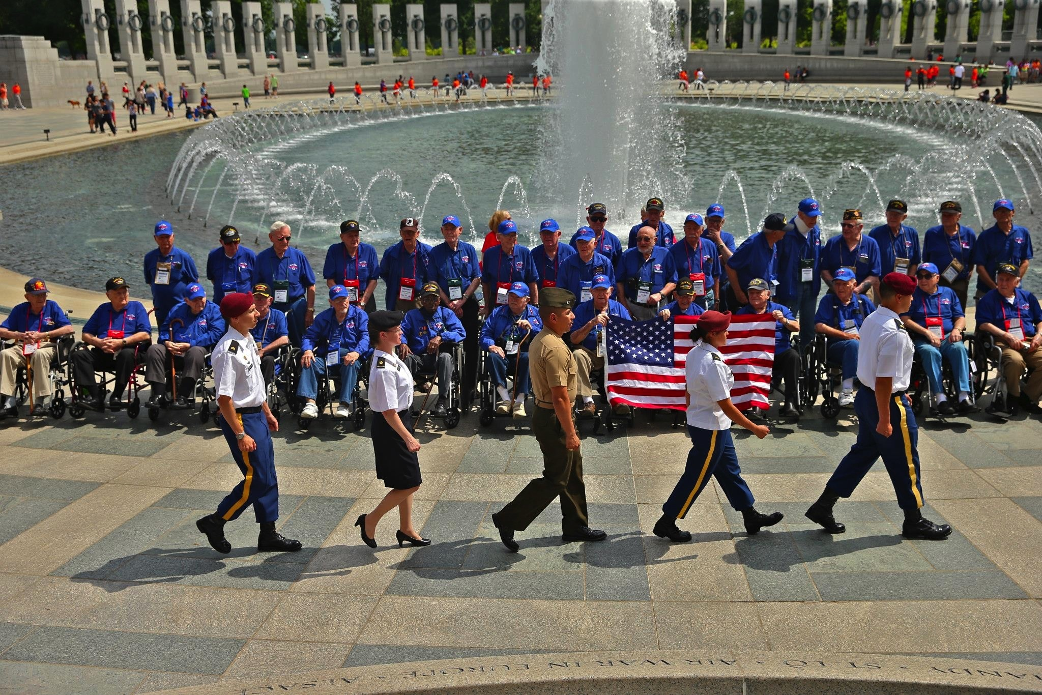 Honor Flight DFW 9th Annual Golf Classic gallery image #37