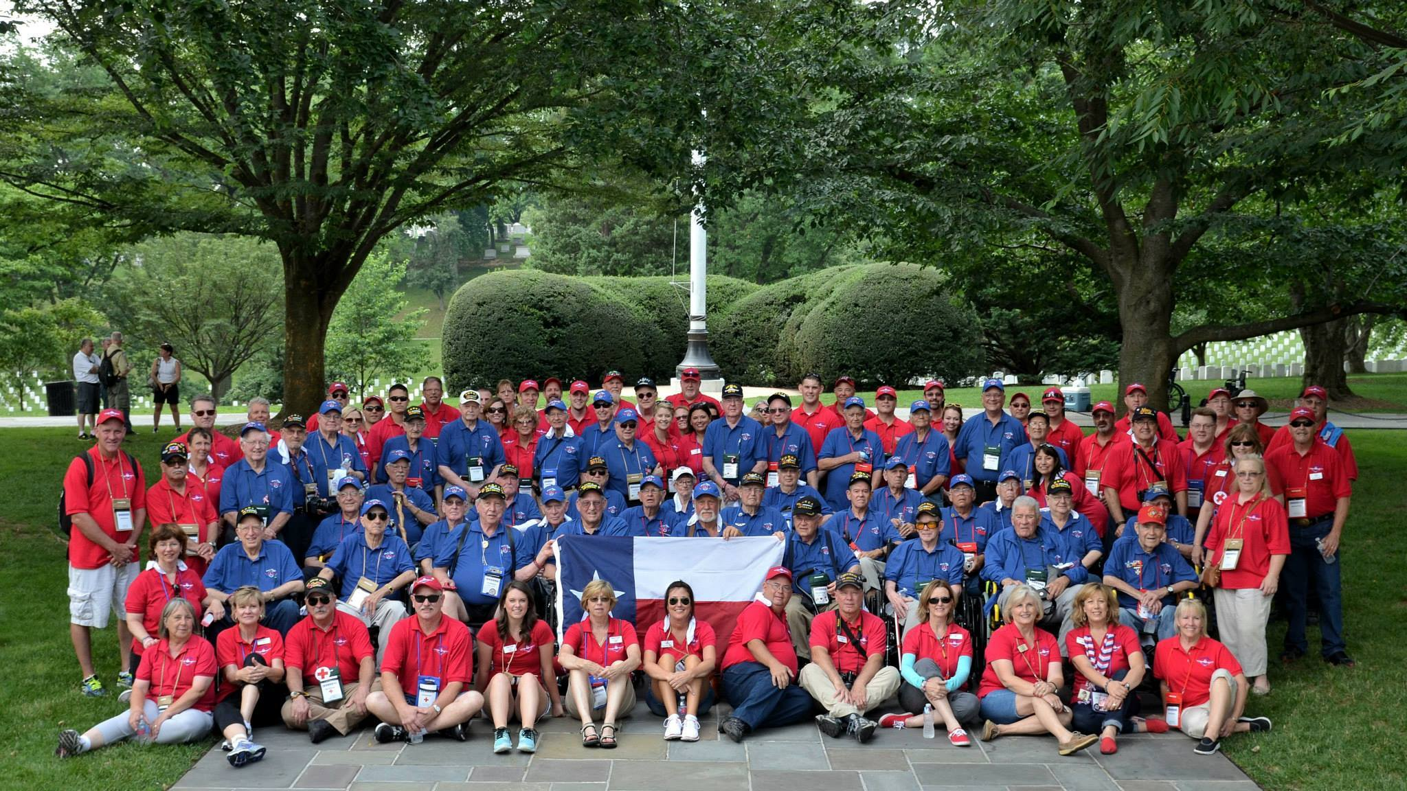 Honor Flight DFW 9th Annual Golf Classic gallery image #34