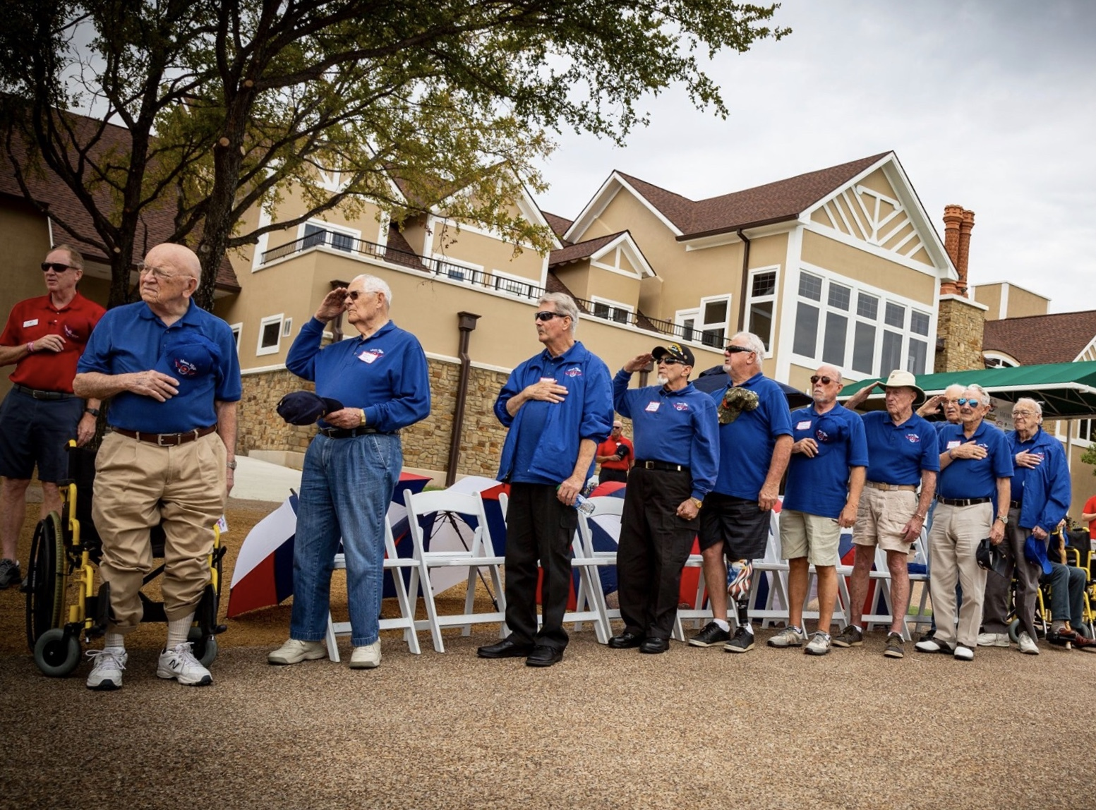 Honor Flight DFW 9th Annual Golf Classic gallery image #33