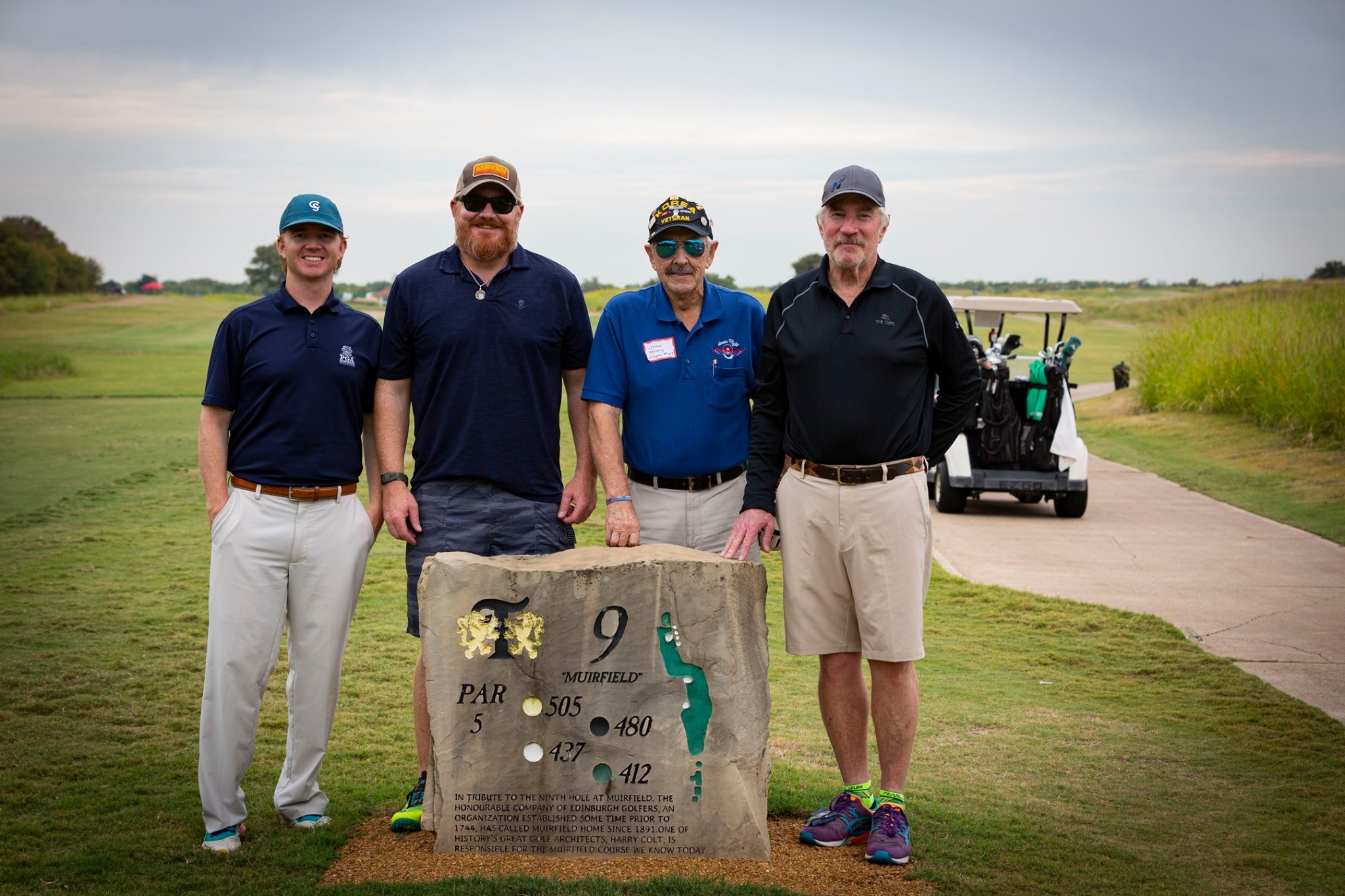 Honor Flight DFW 9th Annual Golf Classic gallery image #31