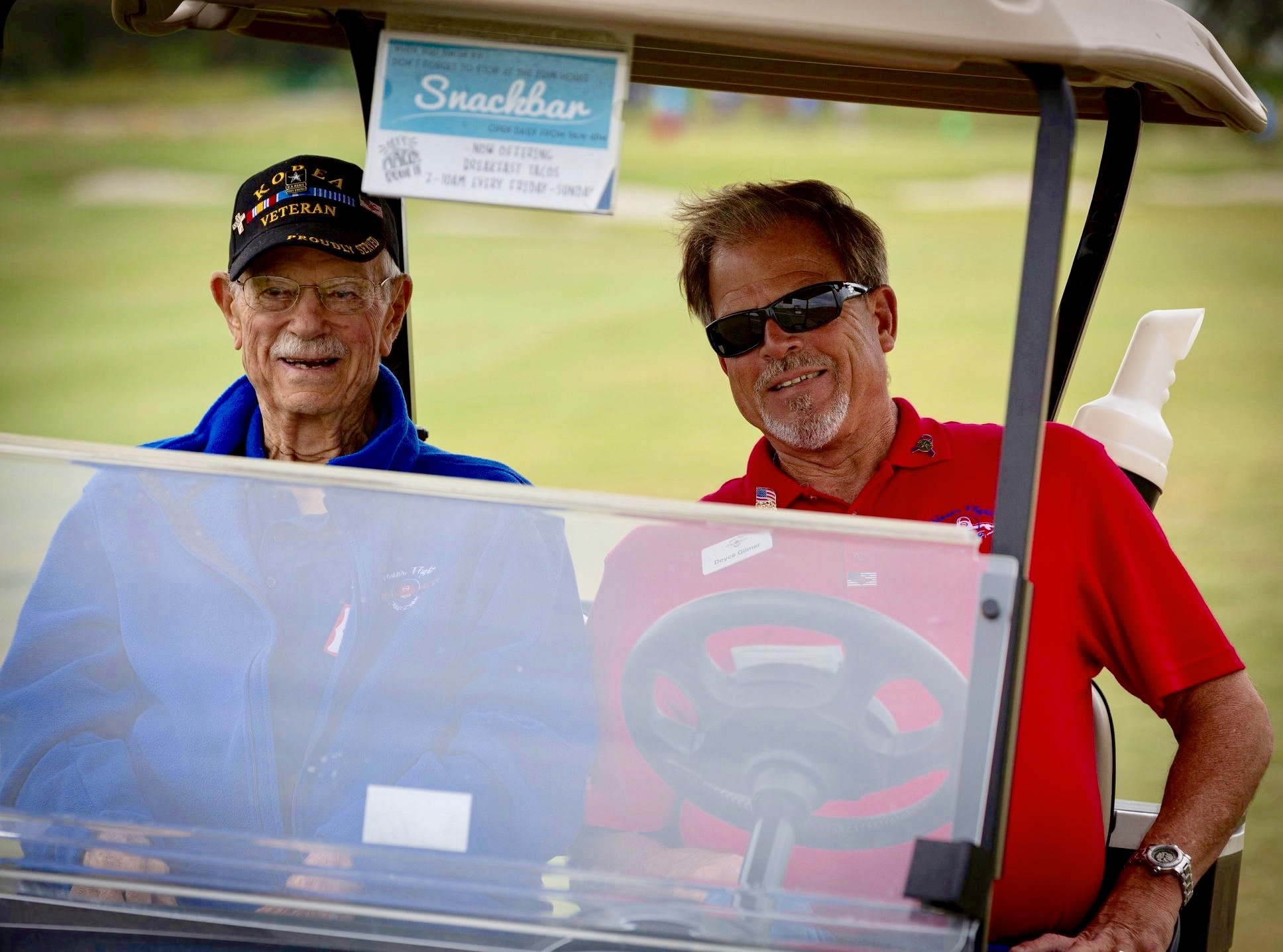 Honor Flight DFW 9th Annual Golf Classic gallery image #30