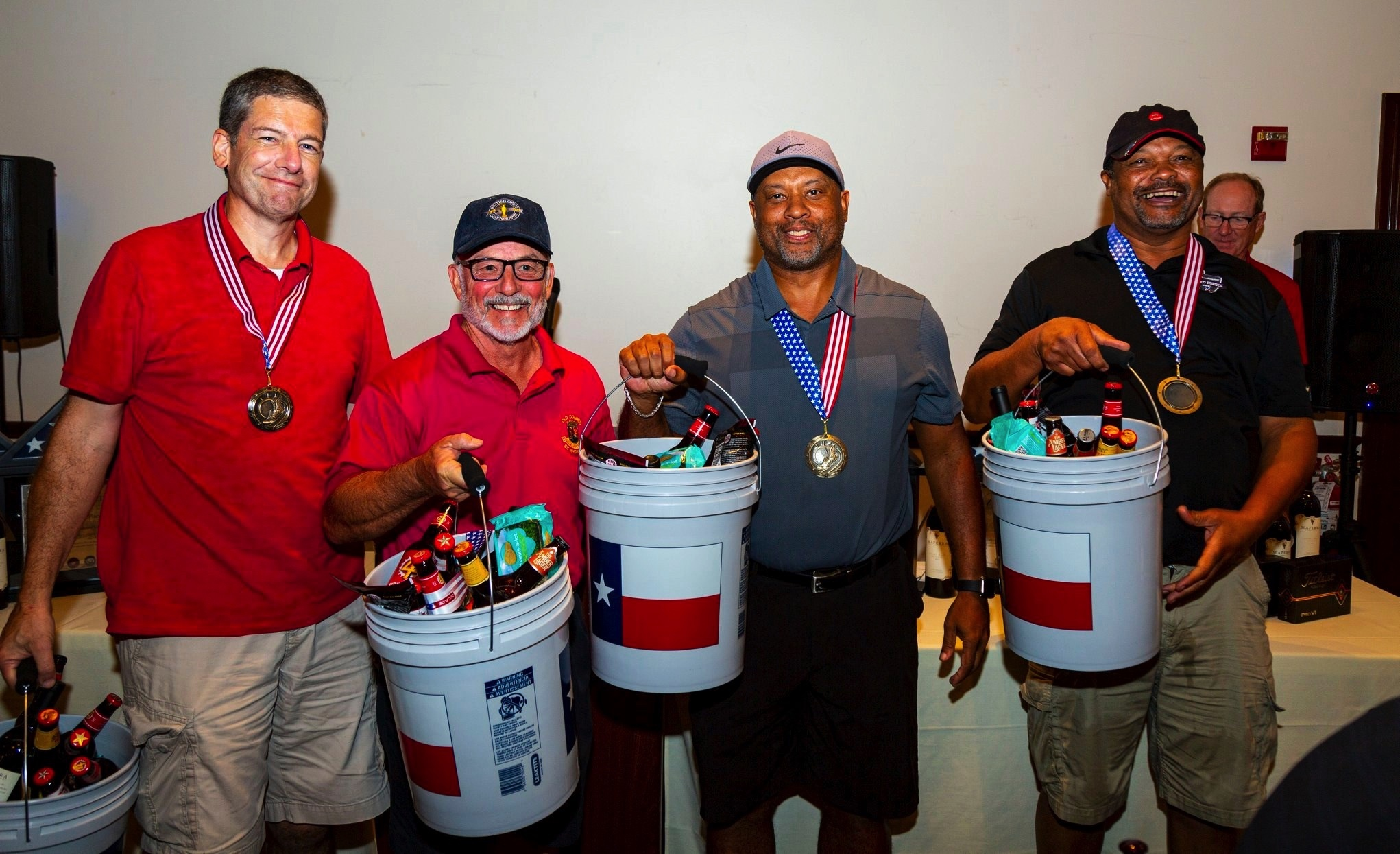Honor Flight DFW 9th Annual Golf Classic gallery image #28