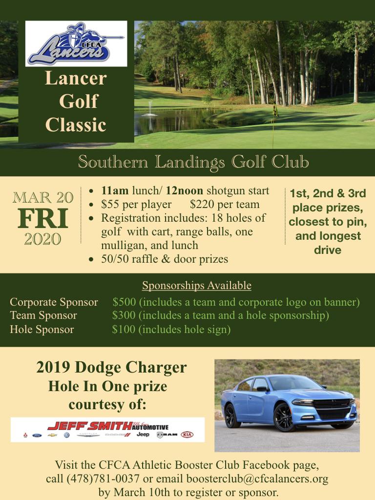 CFCA Lancer Golf Classic gallery image #1