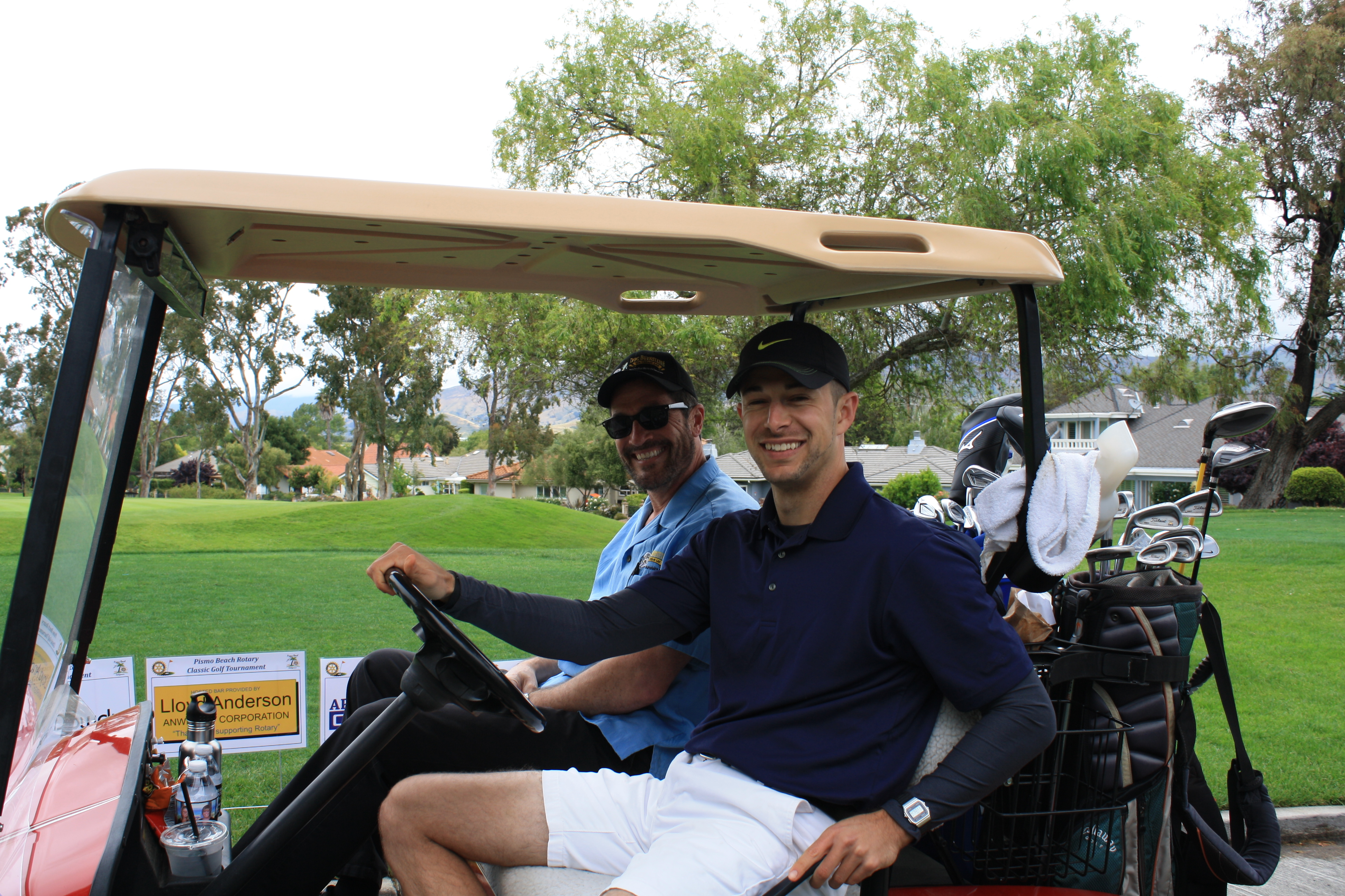 Pismo Beach-Five Cities Rotary Club Foundation Golf Classic gallery image #8