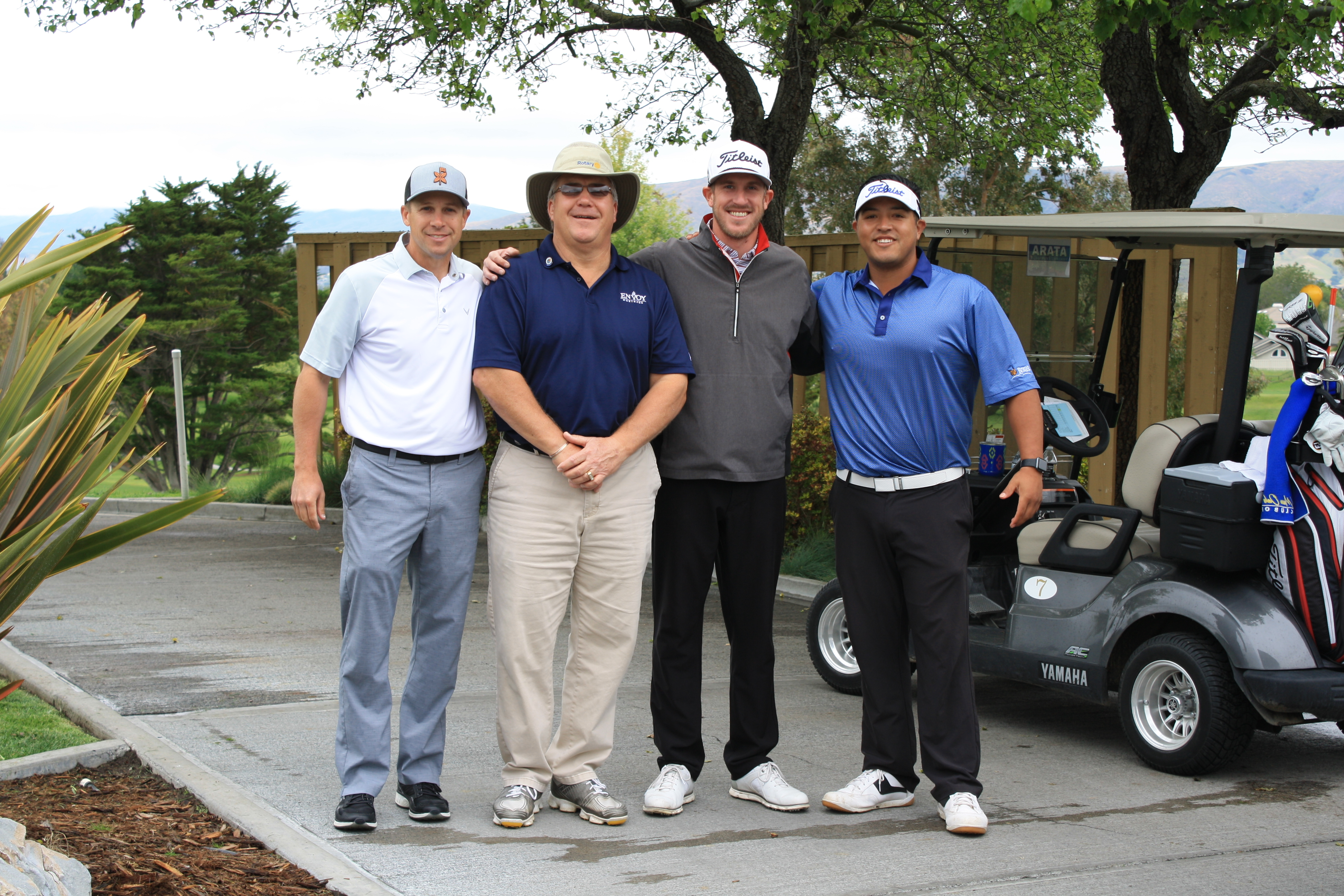 Pismo Beach-Five Cities Rotary Club Foundation Golf Classic gallery image #11