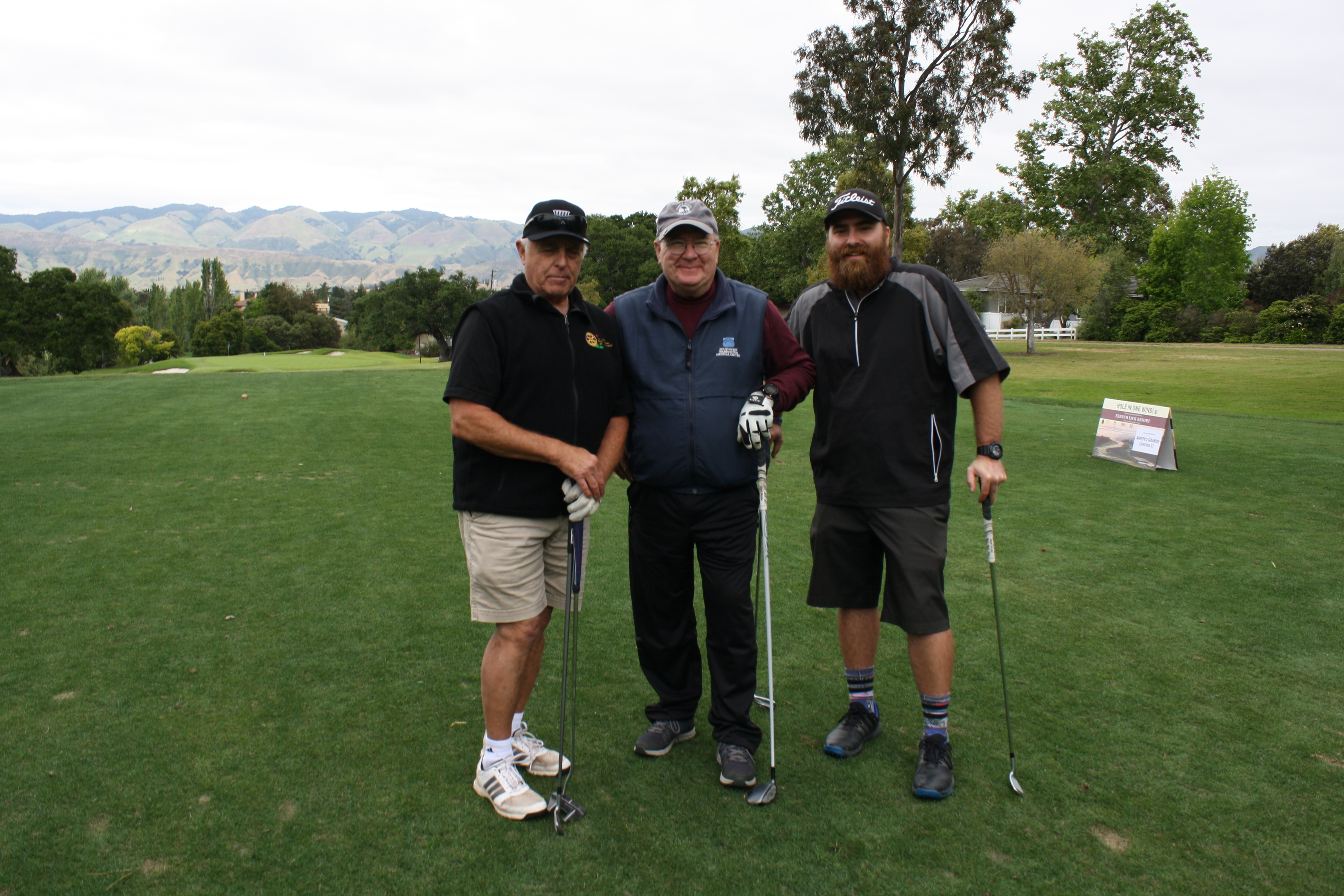 Pismo Beach-Five Cities Rotary Club Foundation Golf Classic gallery image #14