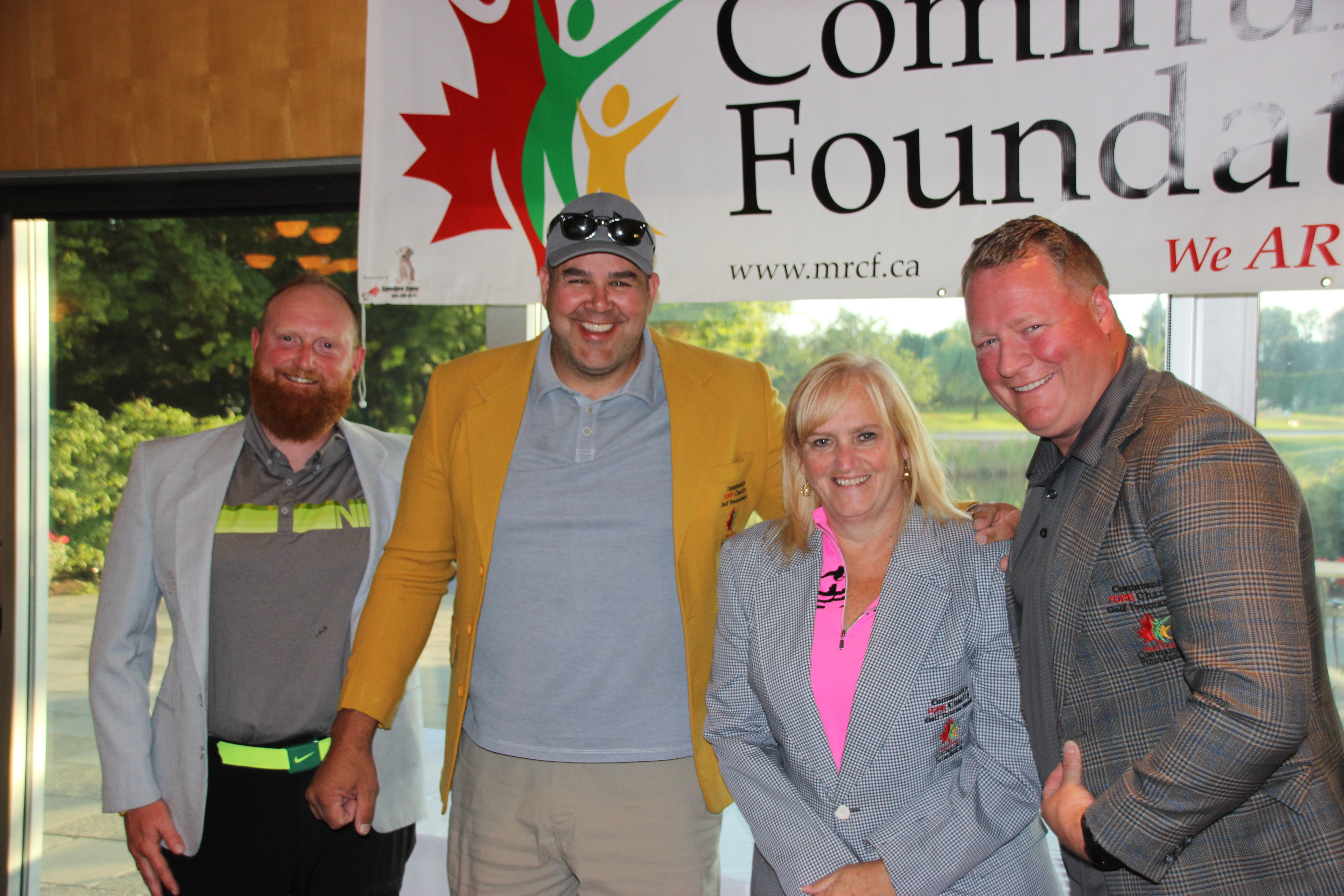 2020 MRCF Community FORE Charity gallery image #17