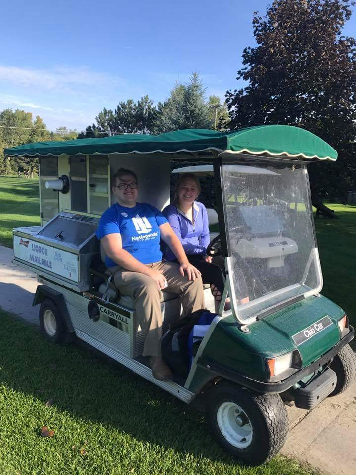6th Annual CaerusNet Golf Outing gallery image #4
