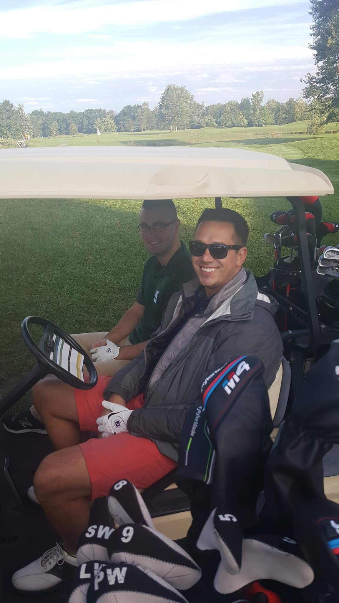 6th Annual CaerusNet Golf Outing gallery image #5