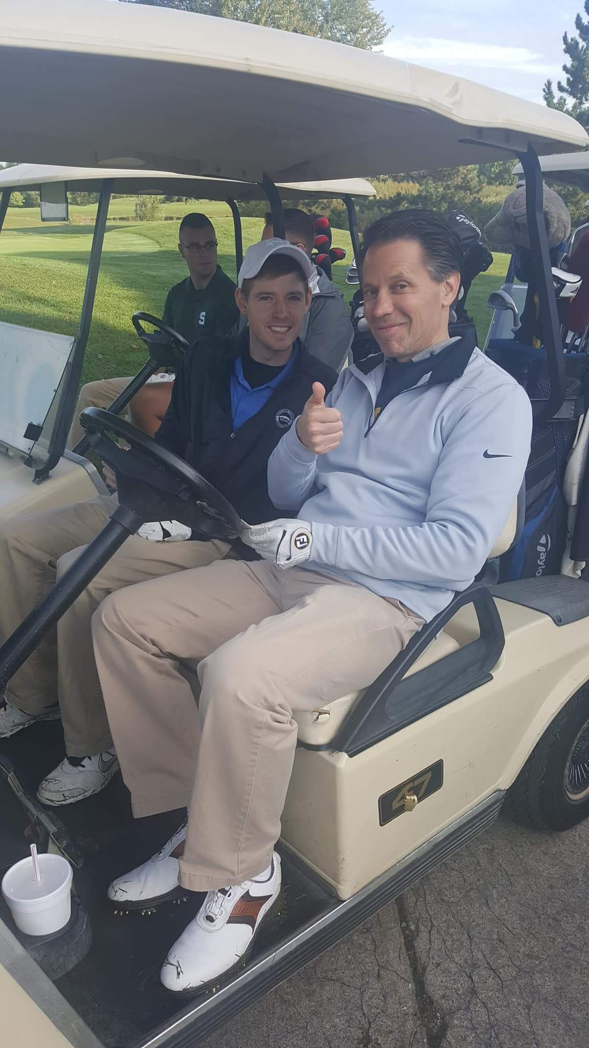 6th Annual CaerusNet Golf Outing gallery image #6