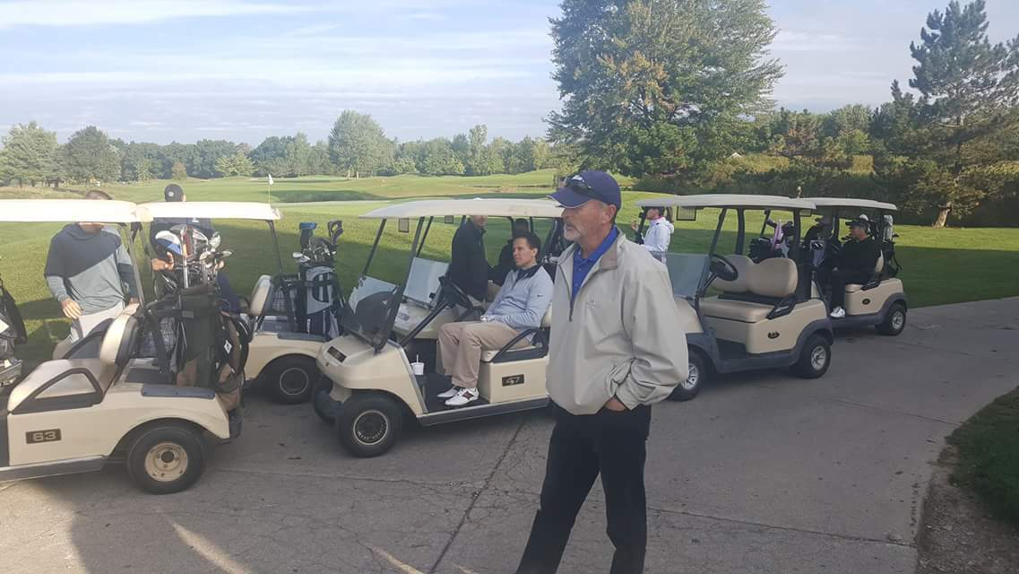 6th Annual CaerusNet Golf Outing gallery image #7