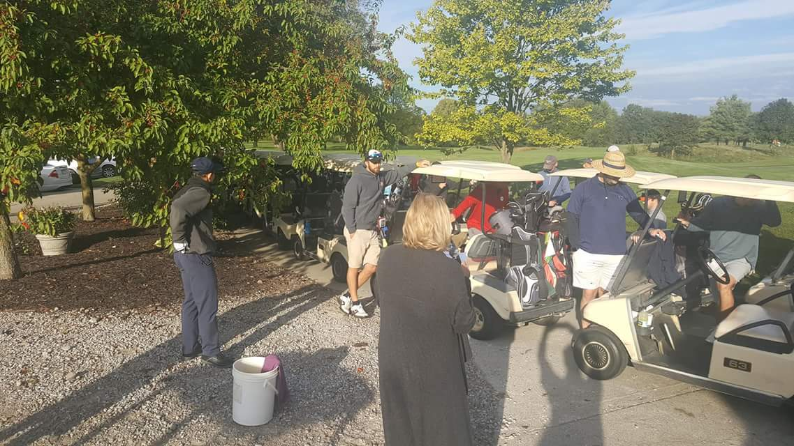 6th Annual CaerusNet Golf Outing gallery image #8