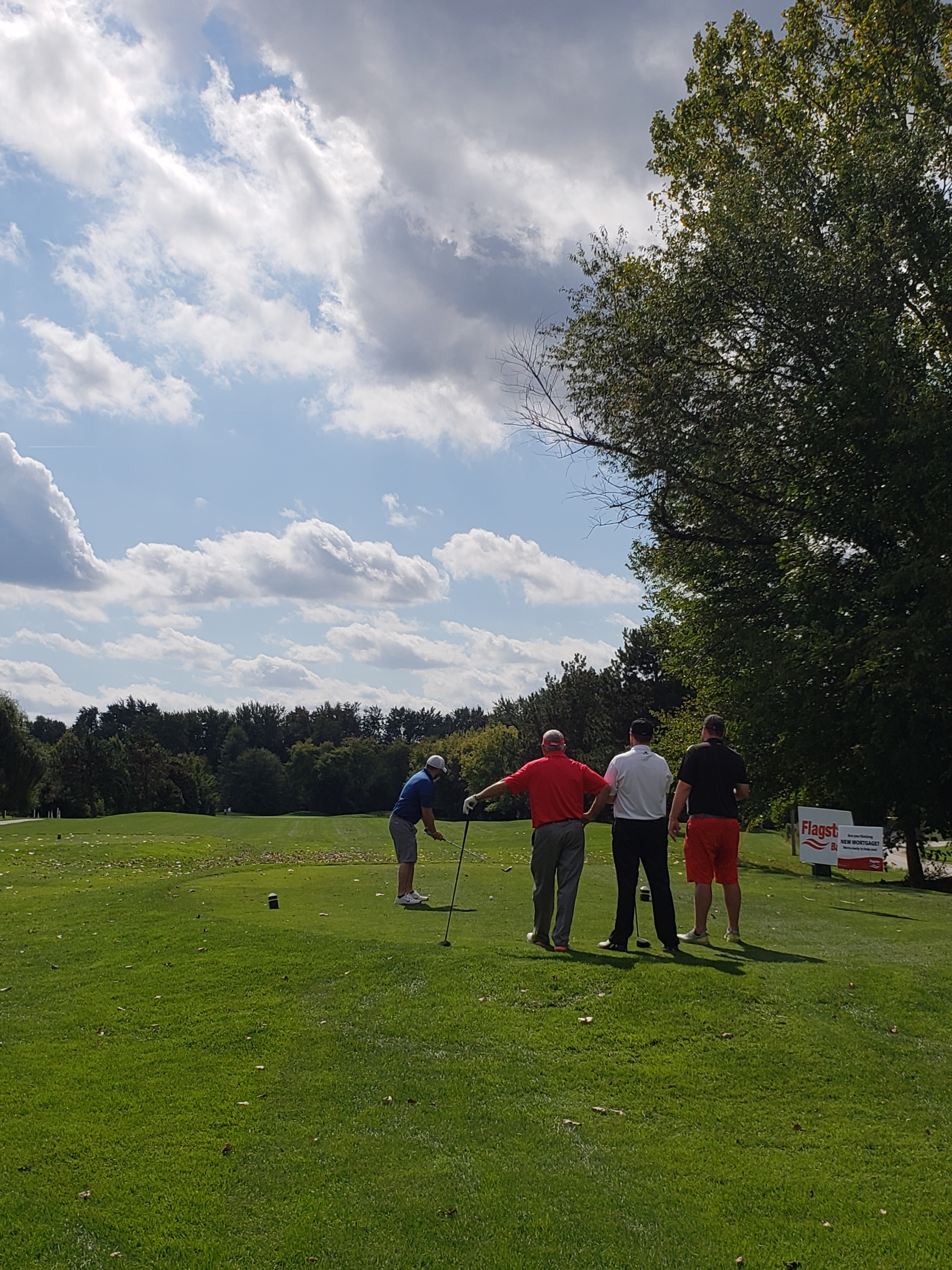 6th Annual CaerusNet Golf Outing gallery image #12