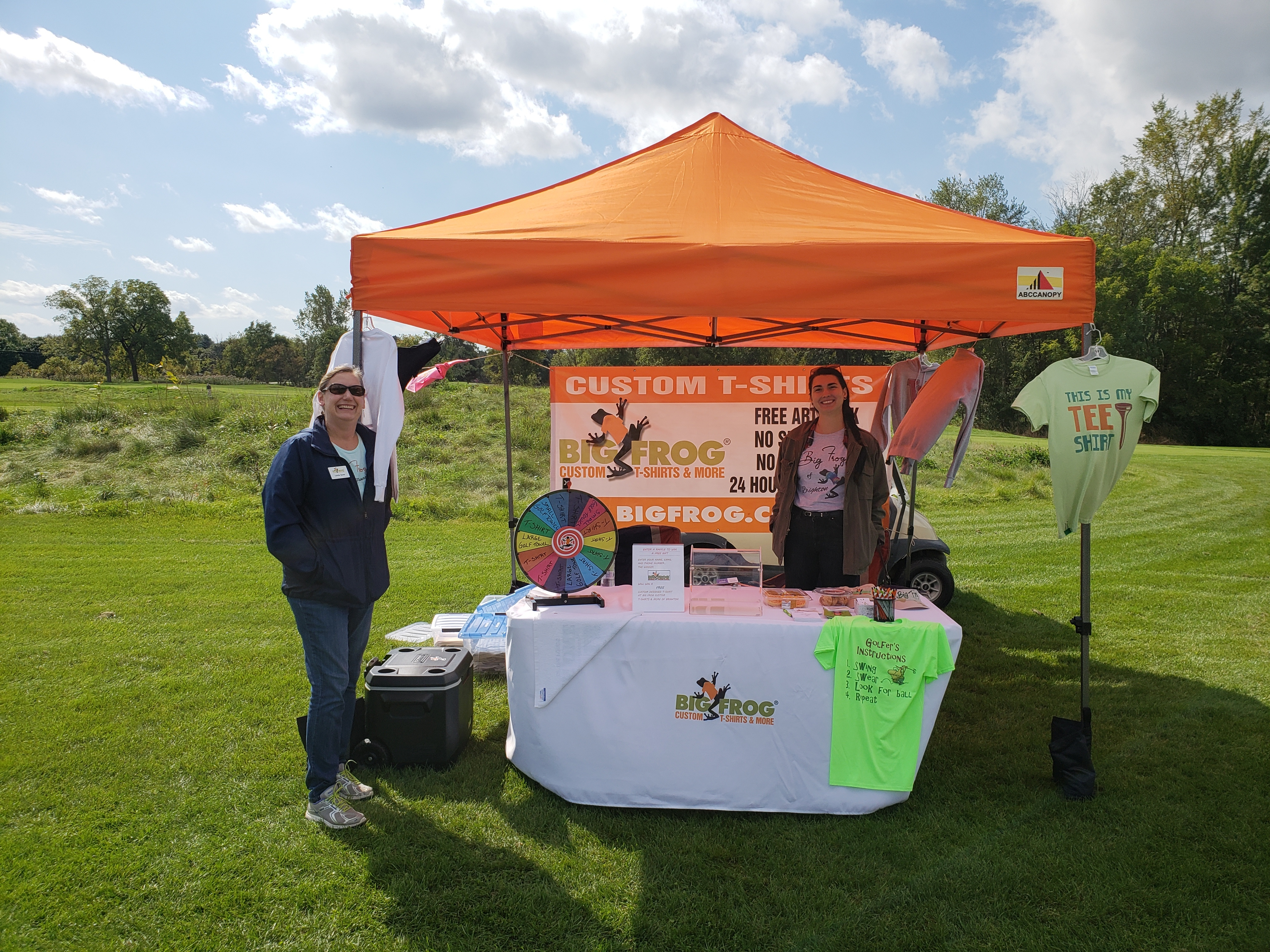 6th Annual CaerusNet Golf Outing gallery image #13