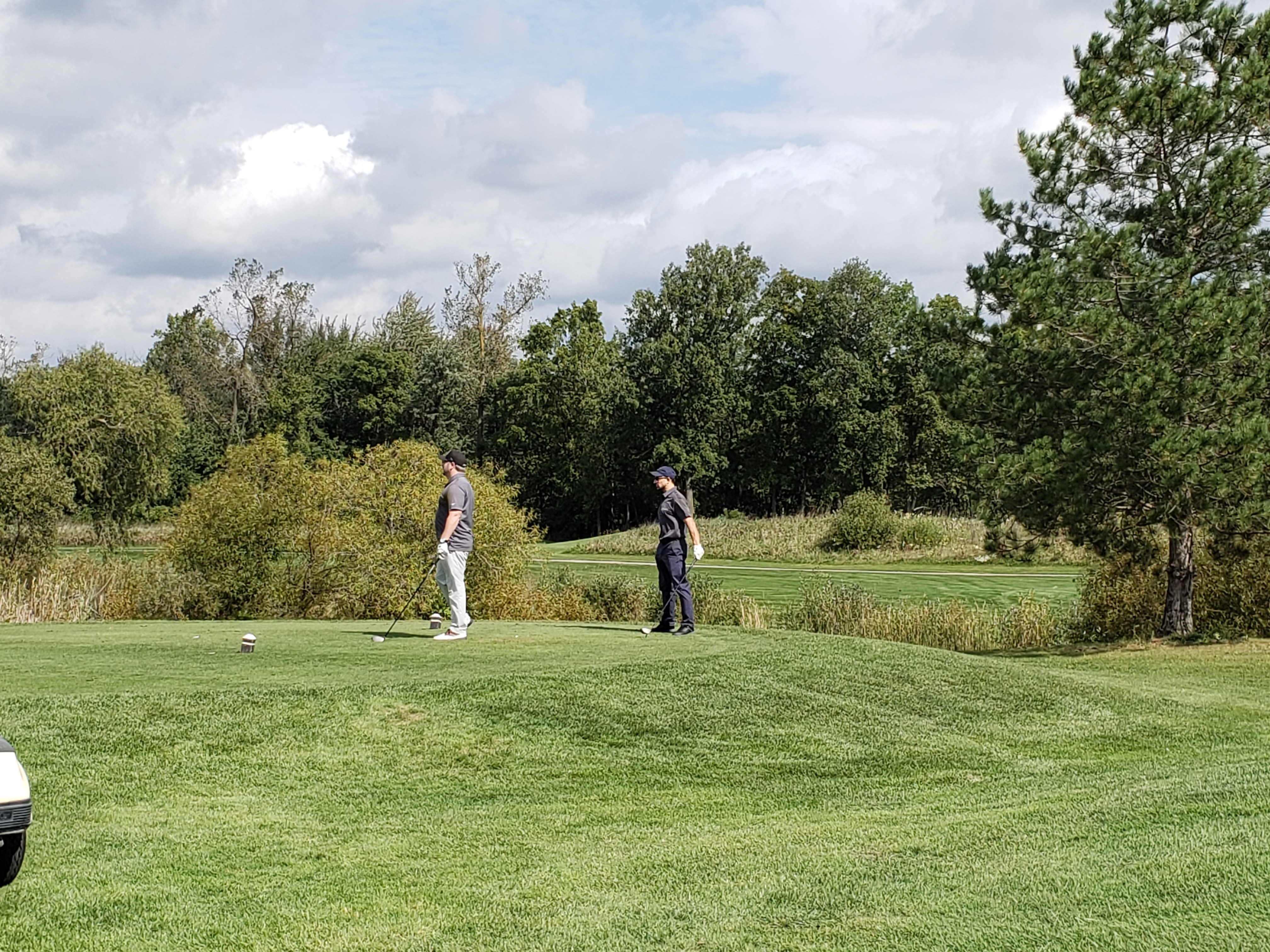 6th Annual CaerusNet Golf Outing gallery image #14