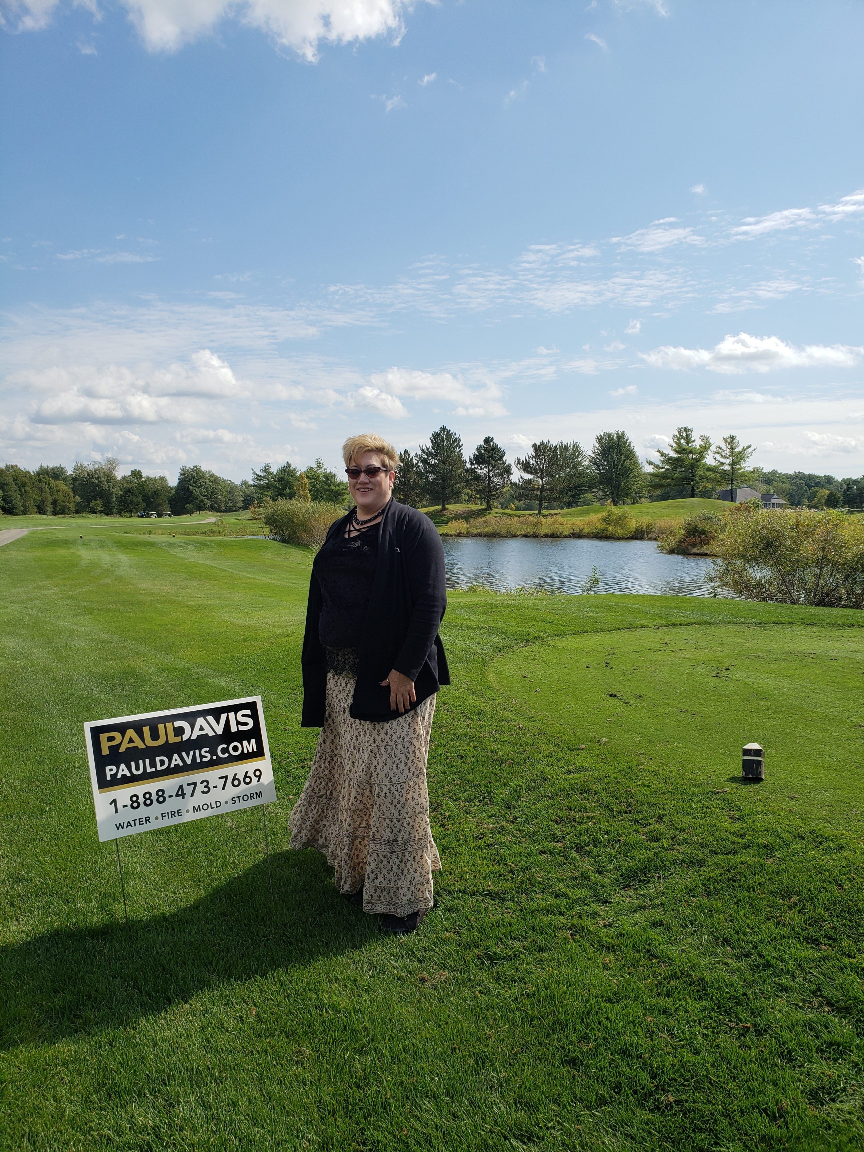 6th Annual CaerusNet Golf Outing gallery image #16