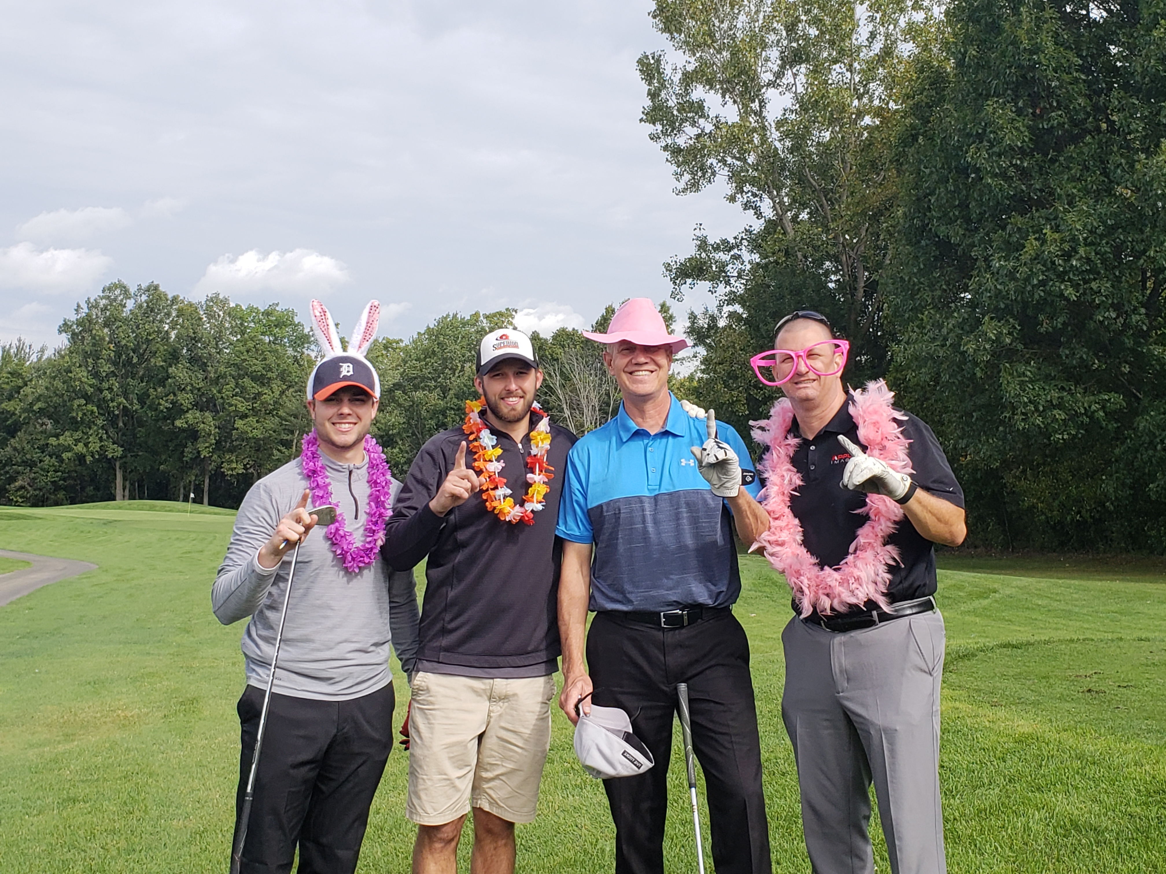 6th Annual CaerusNet Golf Outing gallery image #18