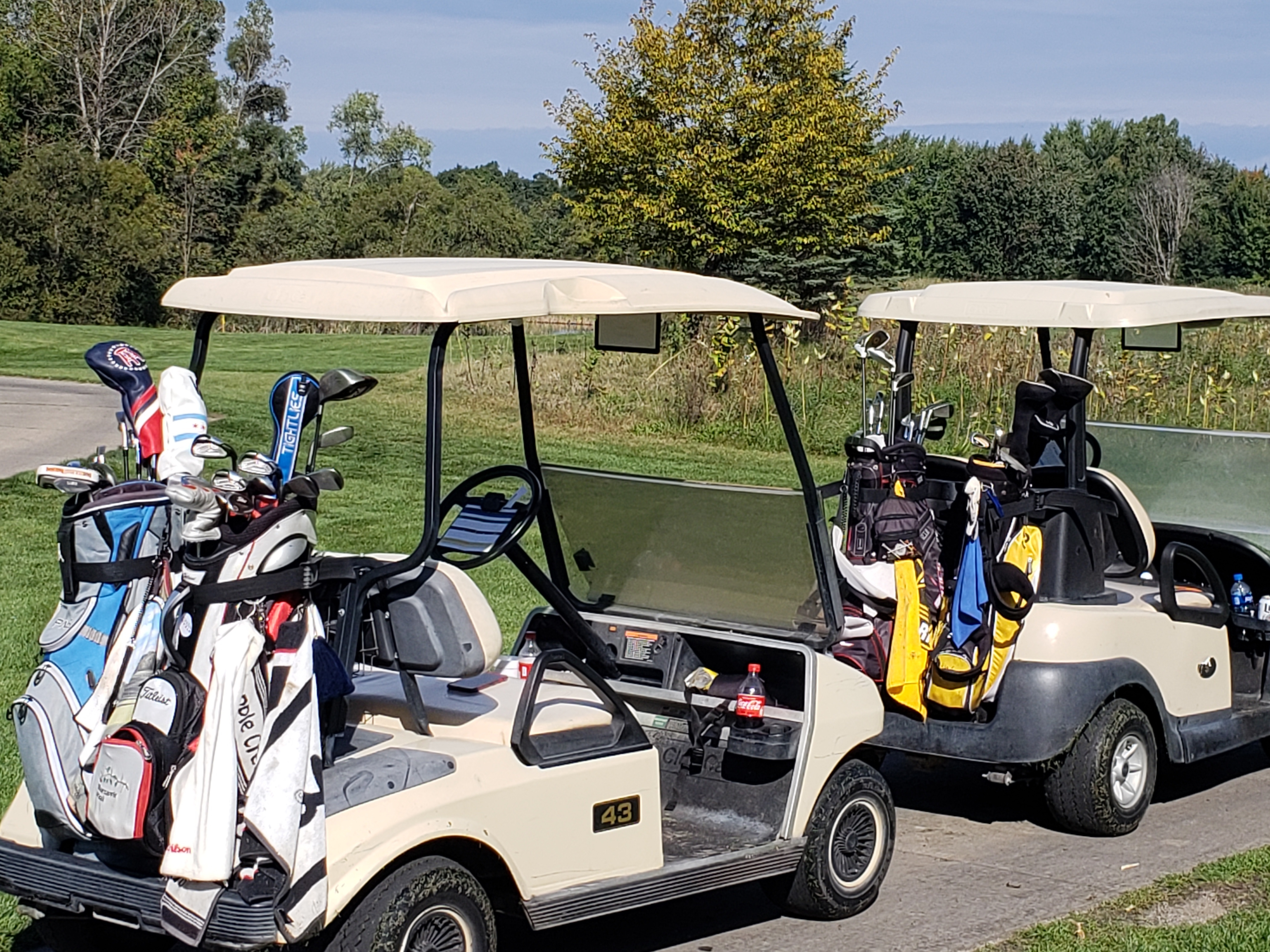 6th Annual CaerusNet Golf Outing gallery image #19