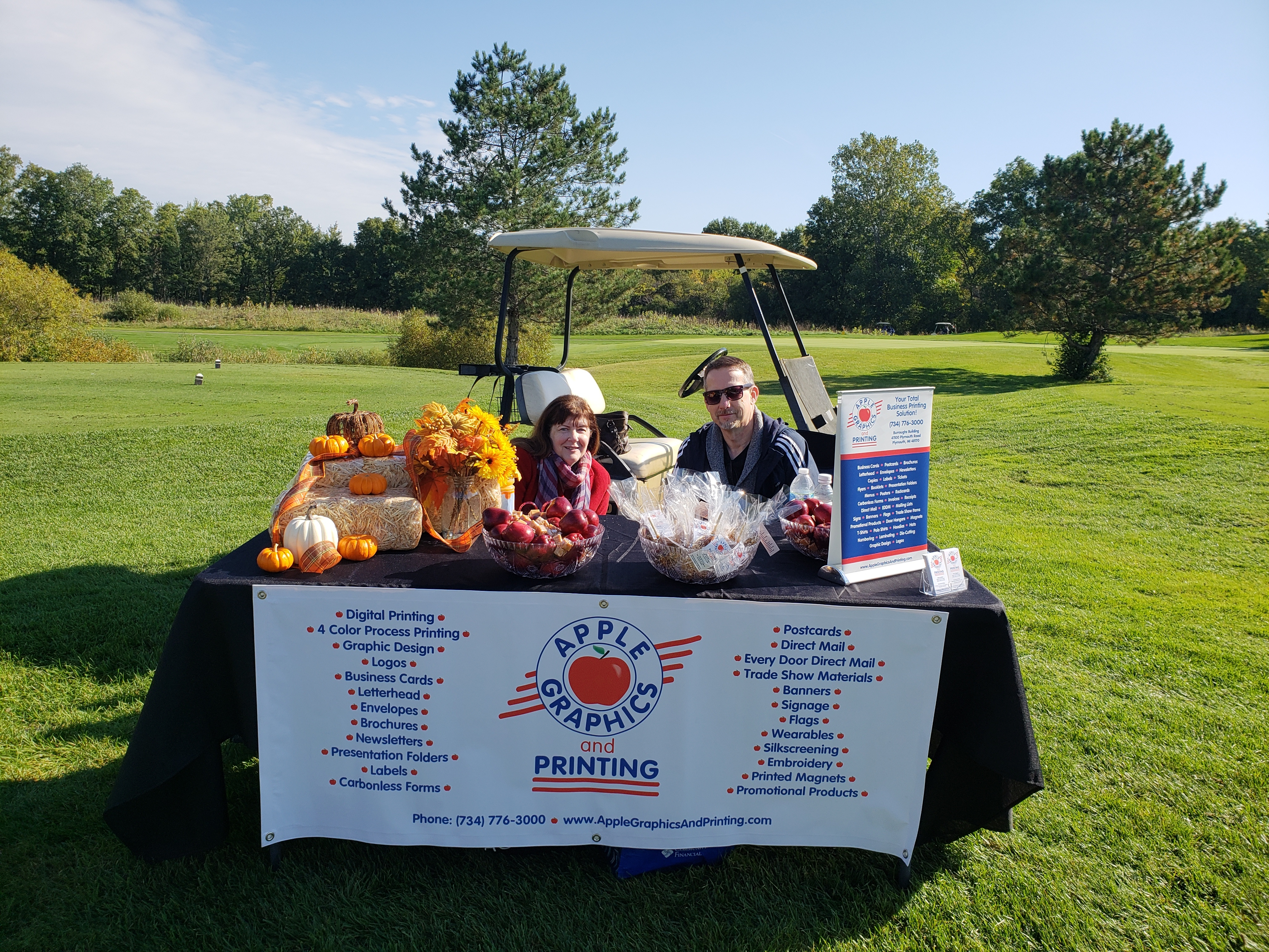 6th Annual CaerusNet Golf Outing gallery image #20