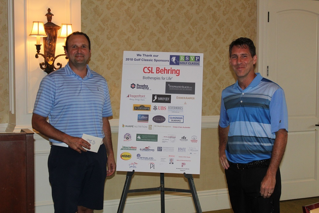 3rd Annual RSVP Golf Classic gallery image #2