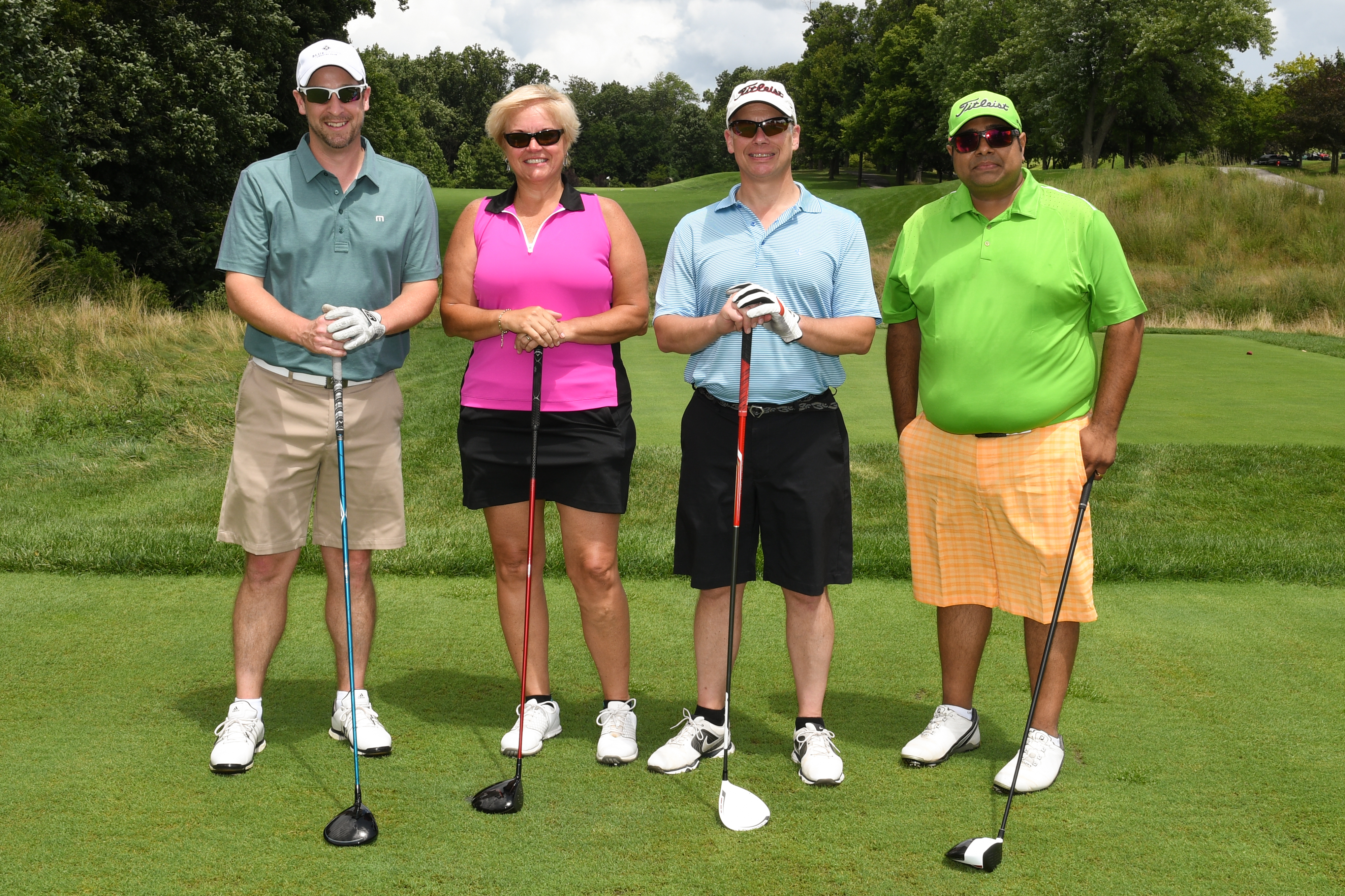 3rd Annual RSVP Golf Classic gallery image #11