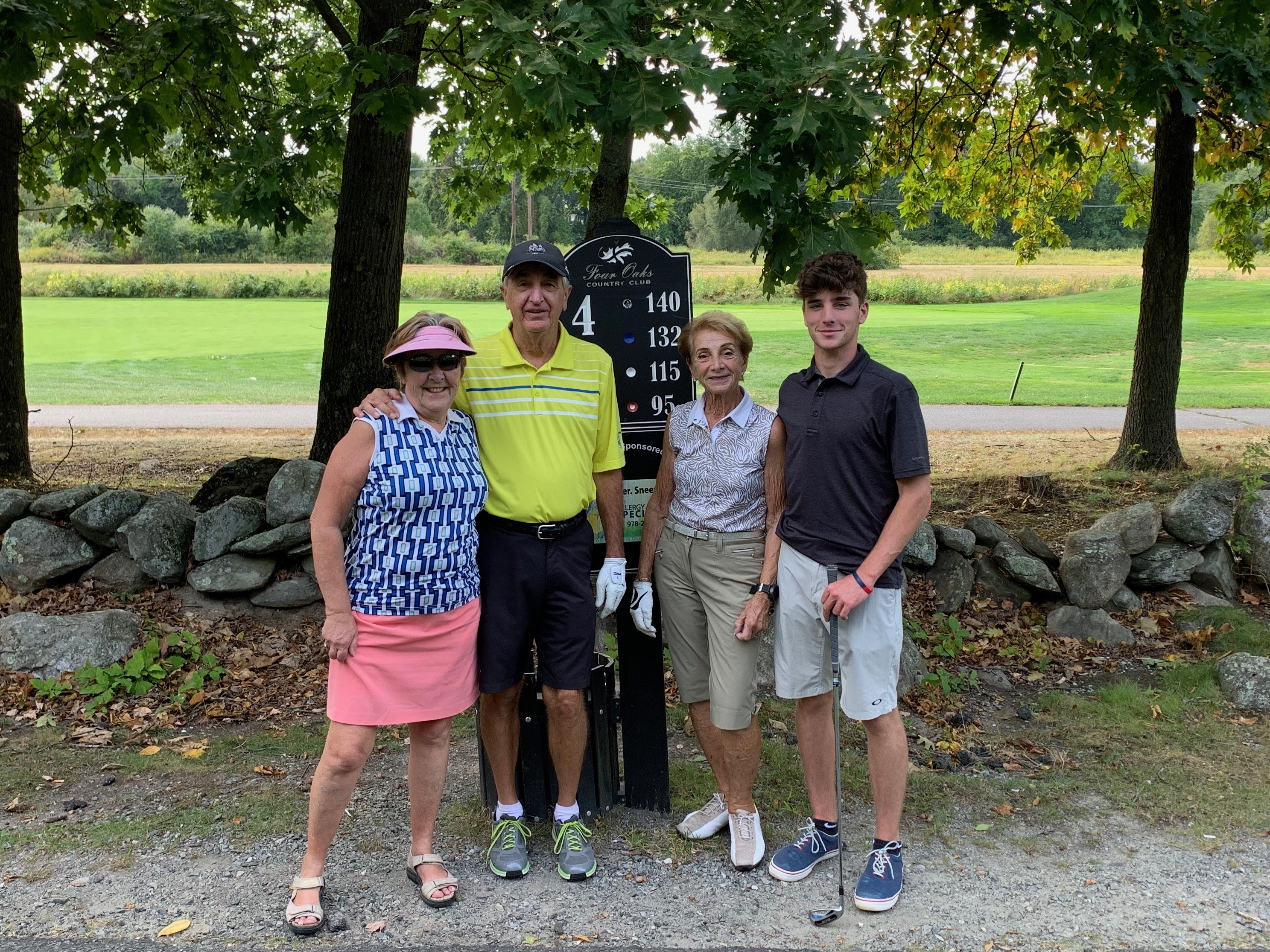 THE 28TH ANNUAL CATALDO SWING FORE HOPE GOLF TOURNAMENT gallery image #1