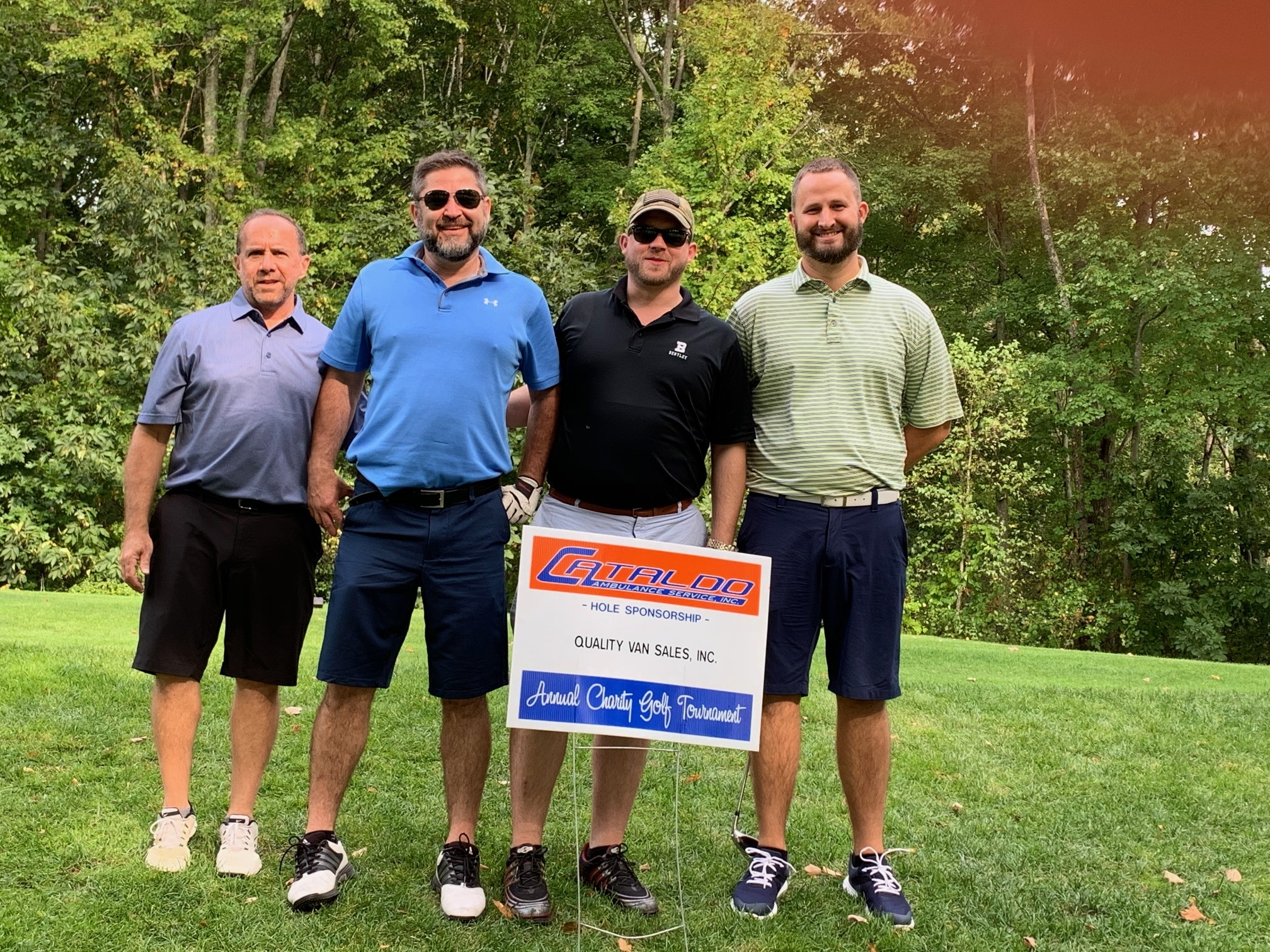 THE 28TH ANNUAL CATALDO SWING FORE HOPE GOLF TOURNAMENT gallery image #8