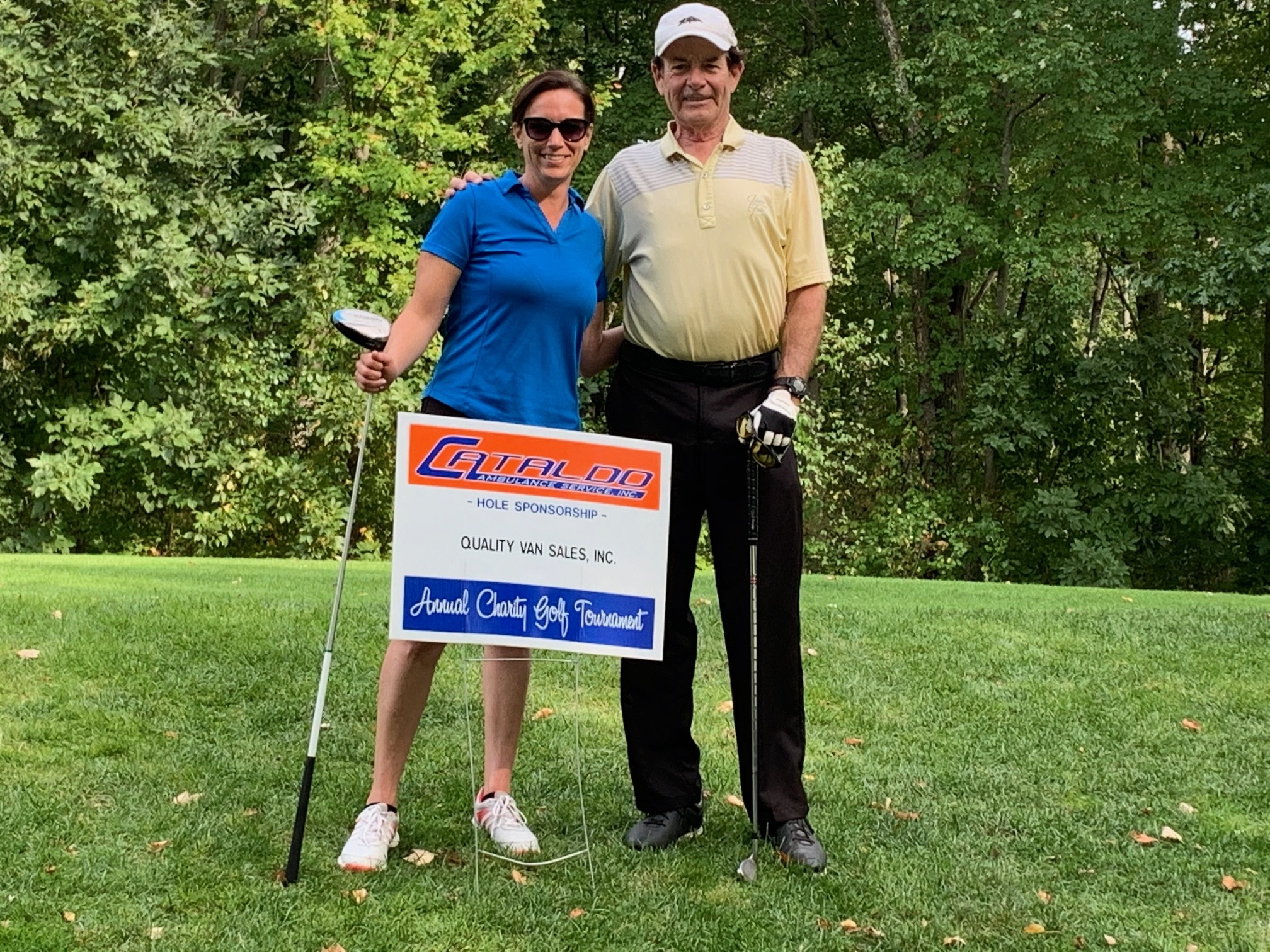 THE 28TH ANNUAL CATALDO SWING FORE HOPE GOLF TOURNAMENT gallery image #9