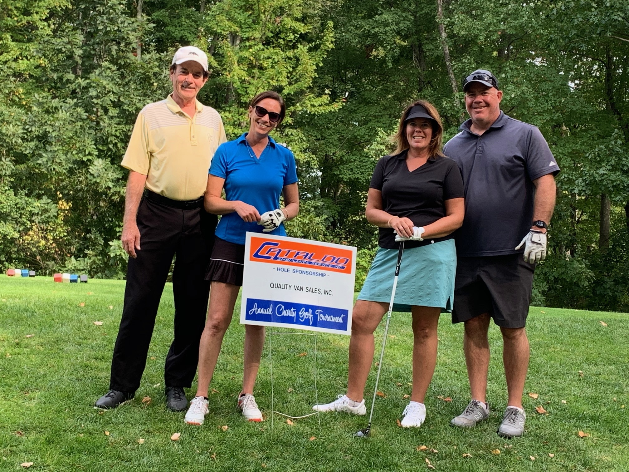 THE 28TH ANNUAL CATALDO SWING FORE HOPE GOLF TOURNAMENT gallery image #10