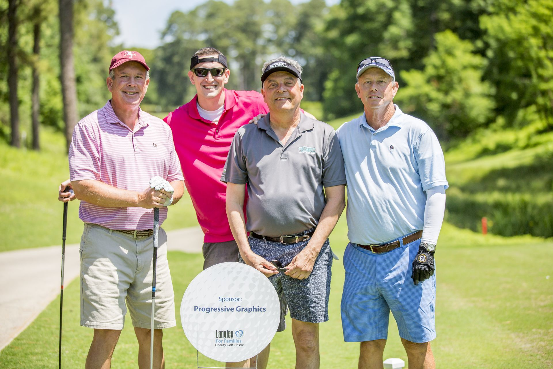 Langley for Families Charity Golf Classic gallery image #23