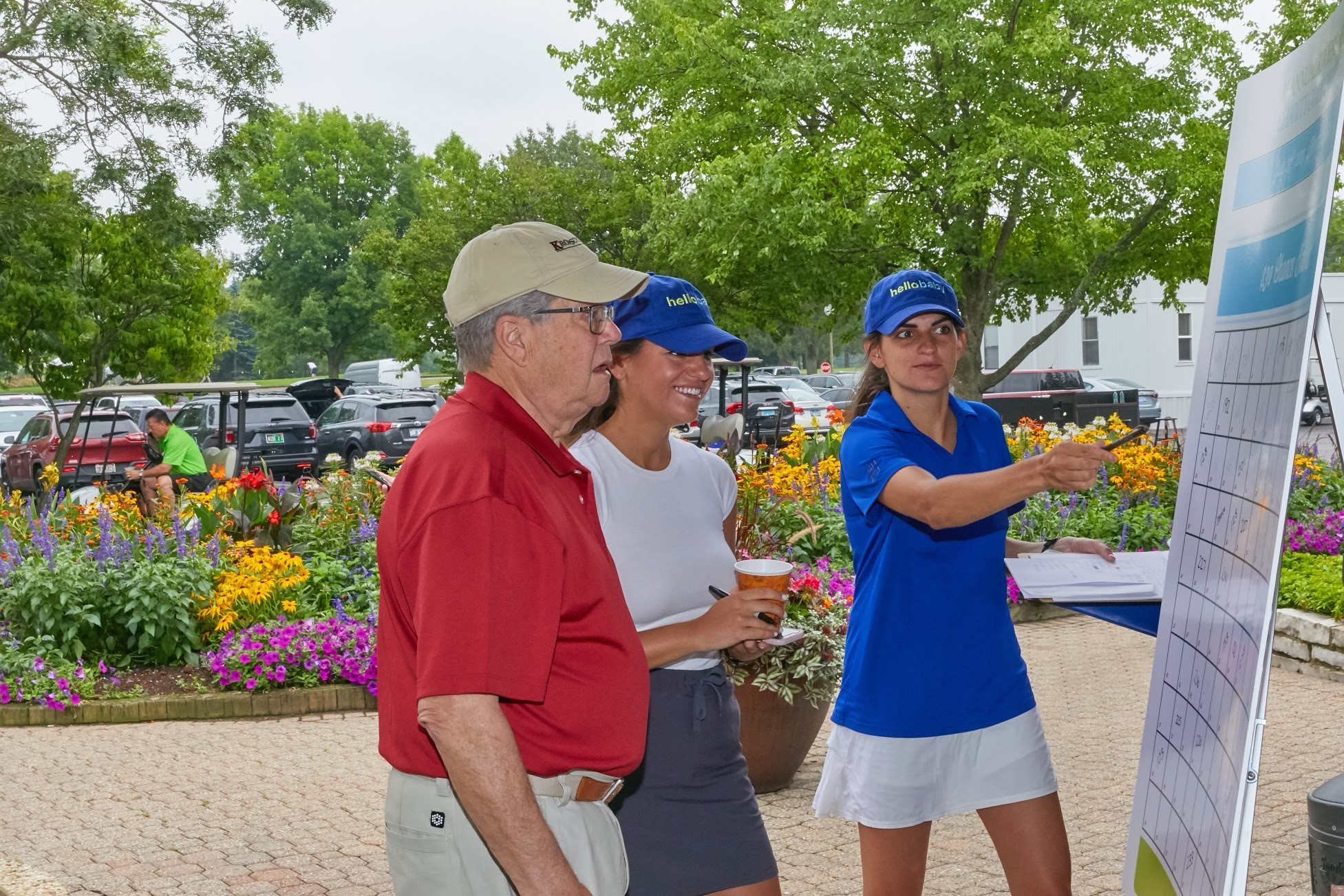 10th Annual Kroeschell Charity Golf Outing gallery image #11